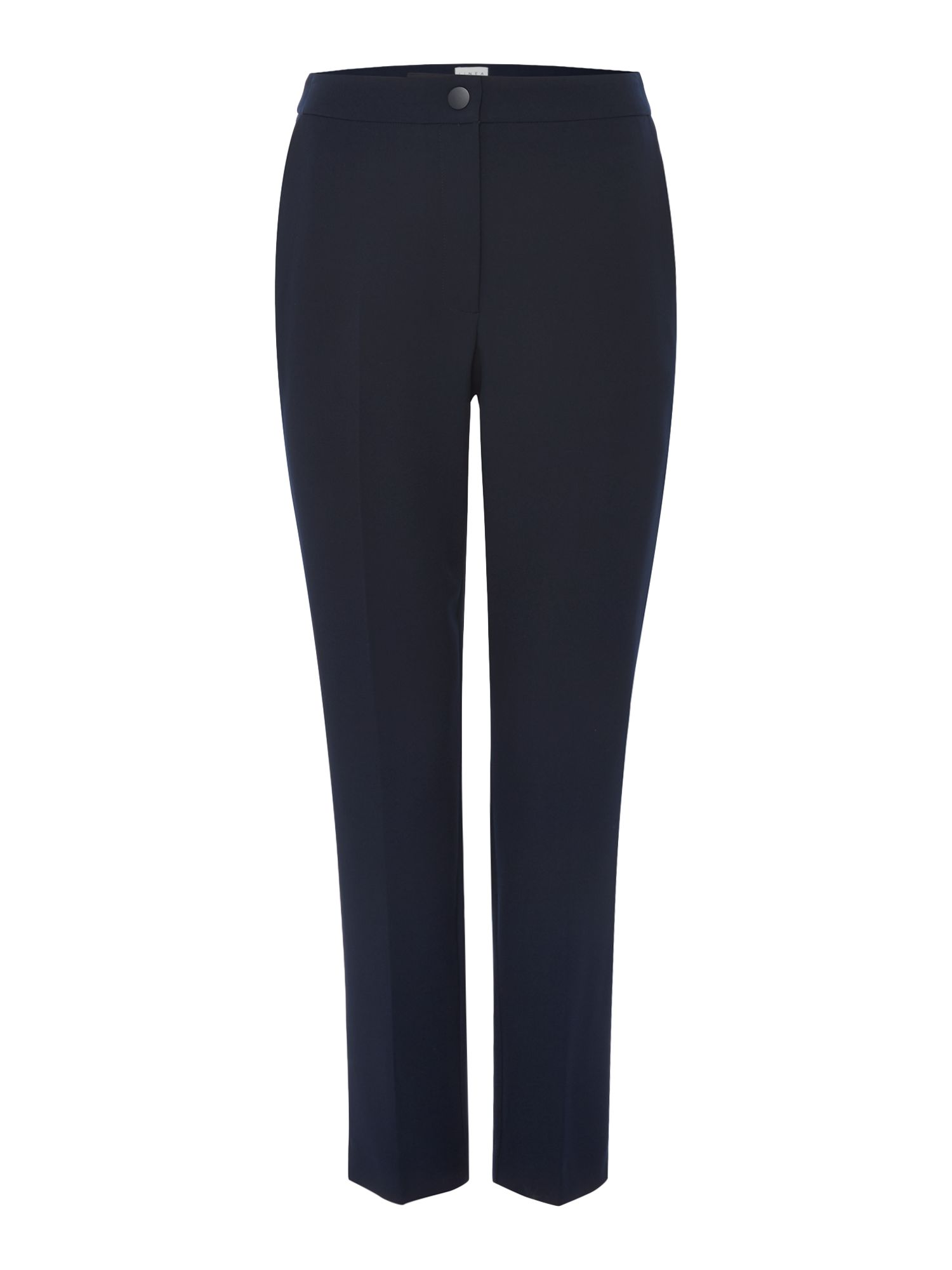 Linea Pippa level hem trouser, Blue