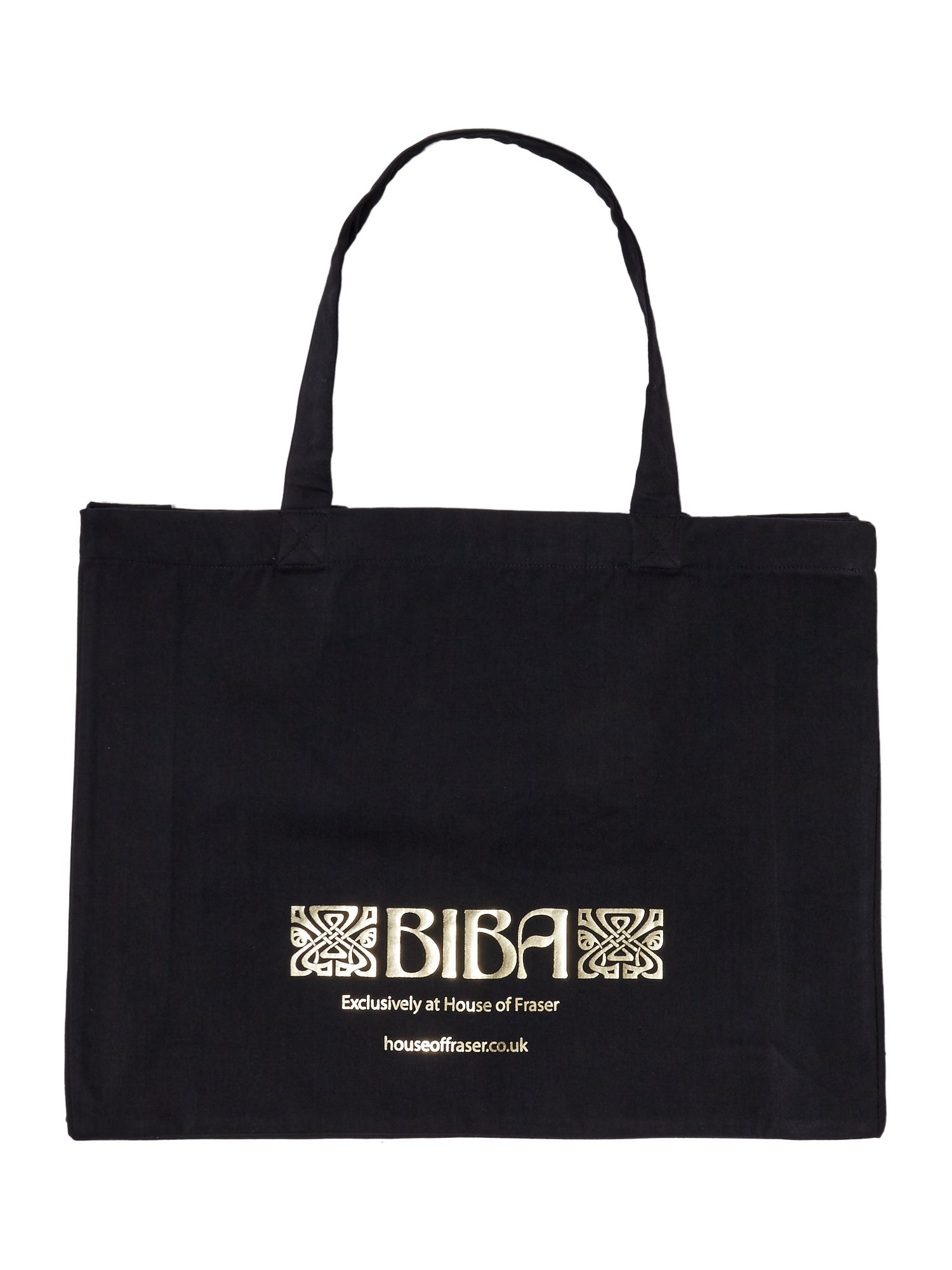 Biba Bag for life, Black