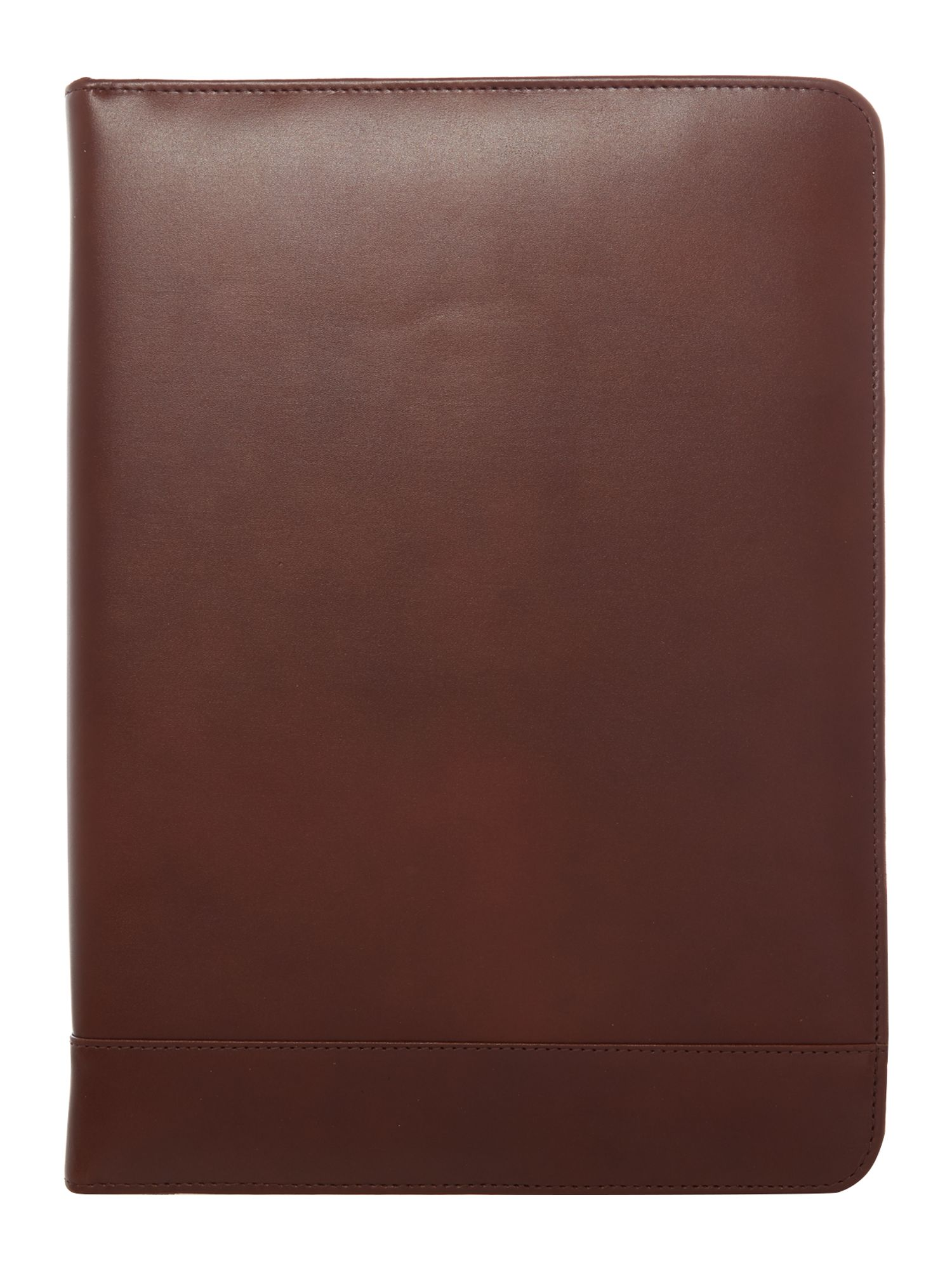 Howick Tan Leather Document Holder