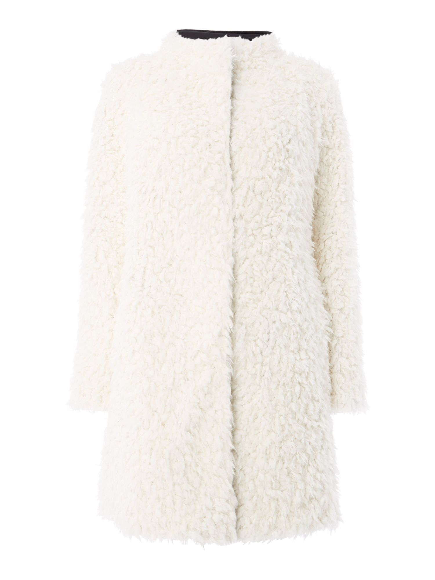 Sandwich Lammy Fur Lined Coat Black Compare Bluewater Jolie Clothing Beckia Midi Dres