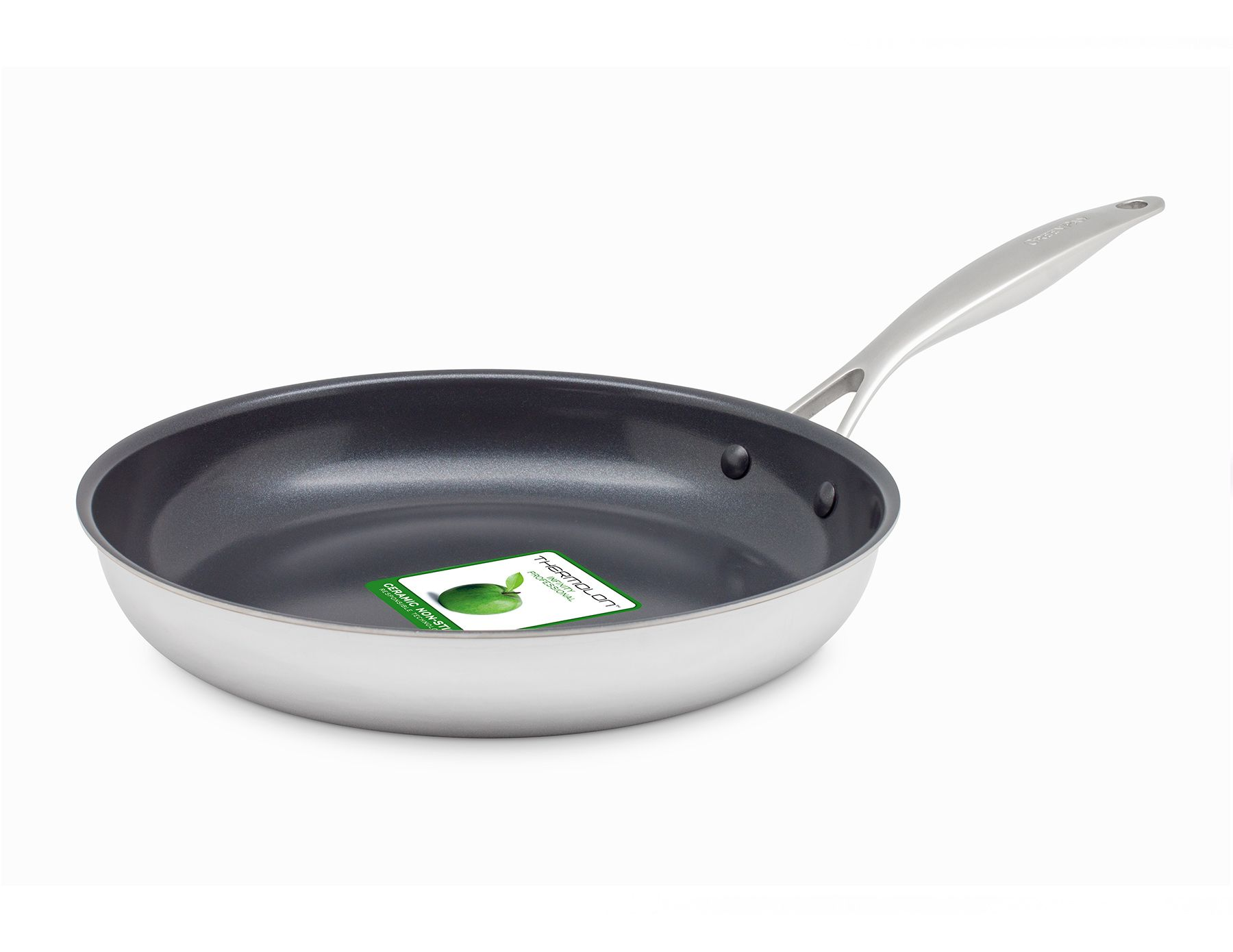 Click to view product details and reviews for Green Pan Elements Non Stick 28 Cm Frying Pan Green.