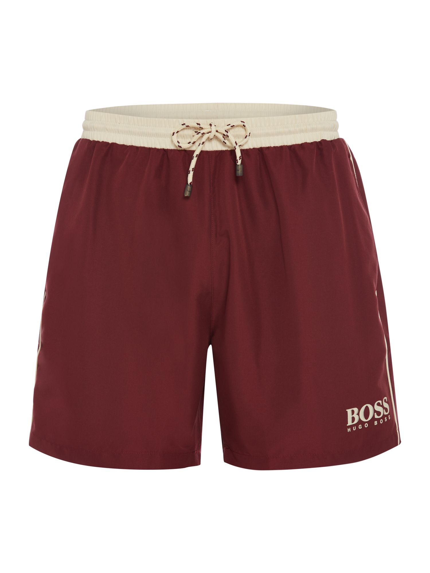Men's Hugo Boss Starfish Swimshort, Red