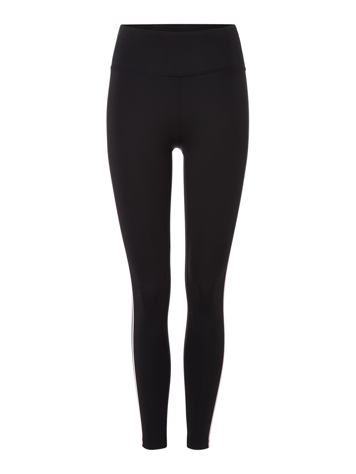 DKNY 78 LEGGING WITH REFLECTIVE TAPE AND BACK, Black