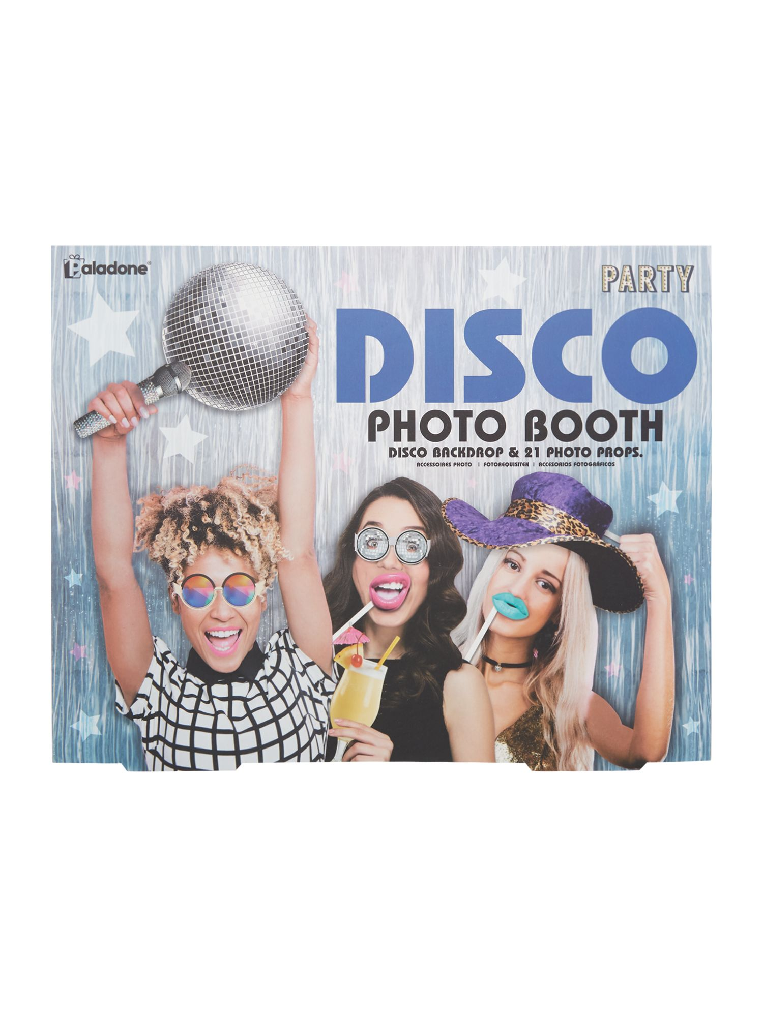 Disco Photo Booth, Camberley Photographic Equipment - Yell Star disco photo booth