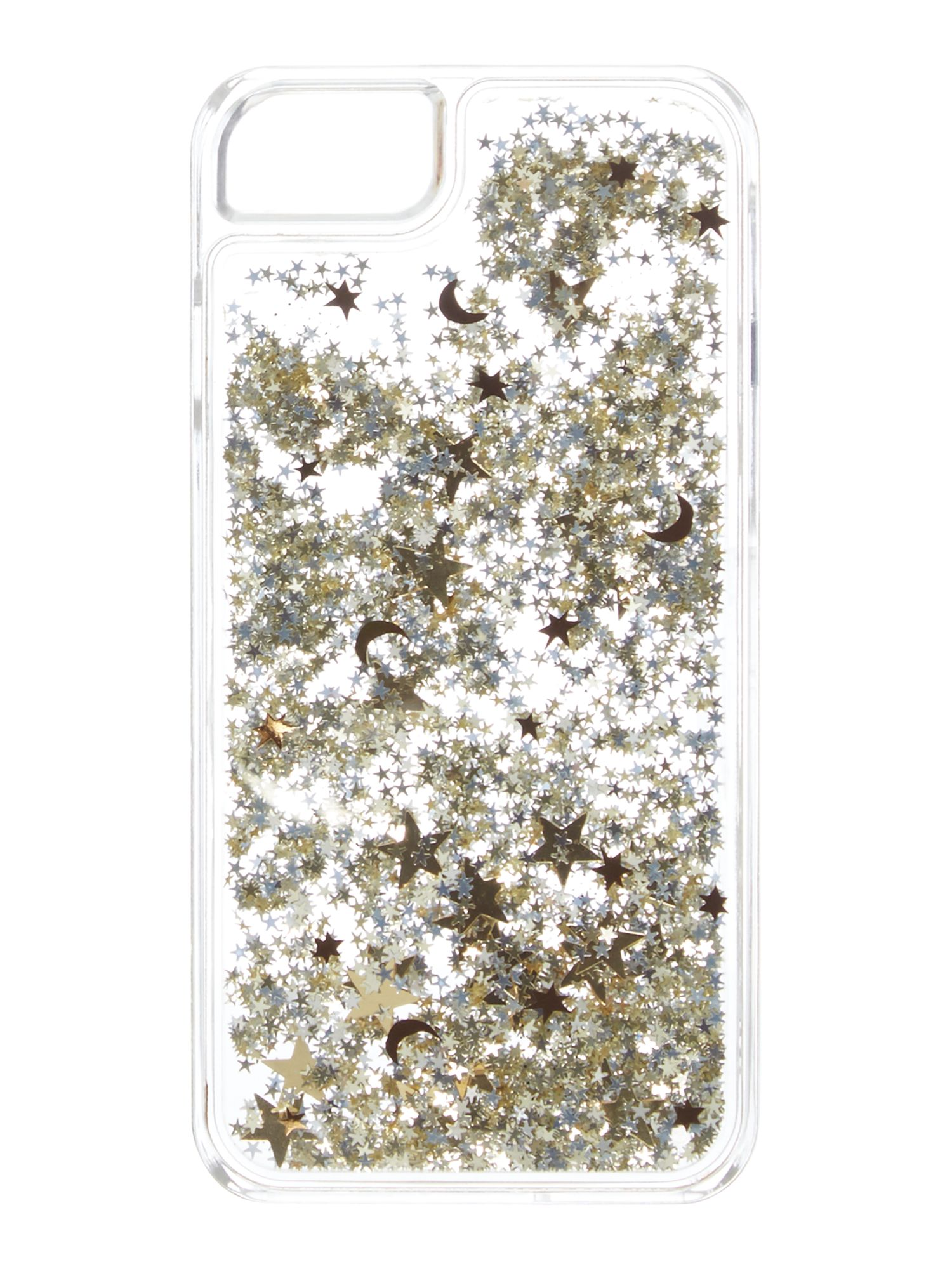 Therapy Glitter iPhone 6 and 7 case, Multi-Coloured