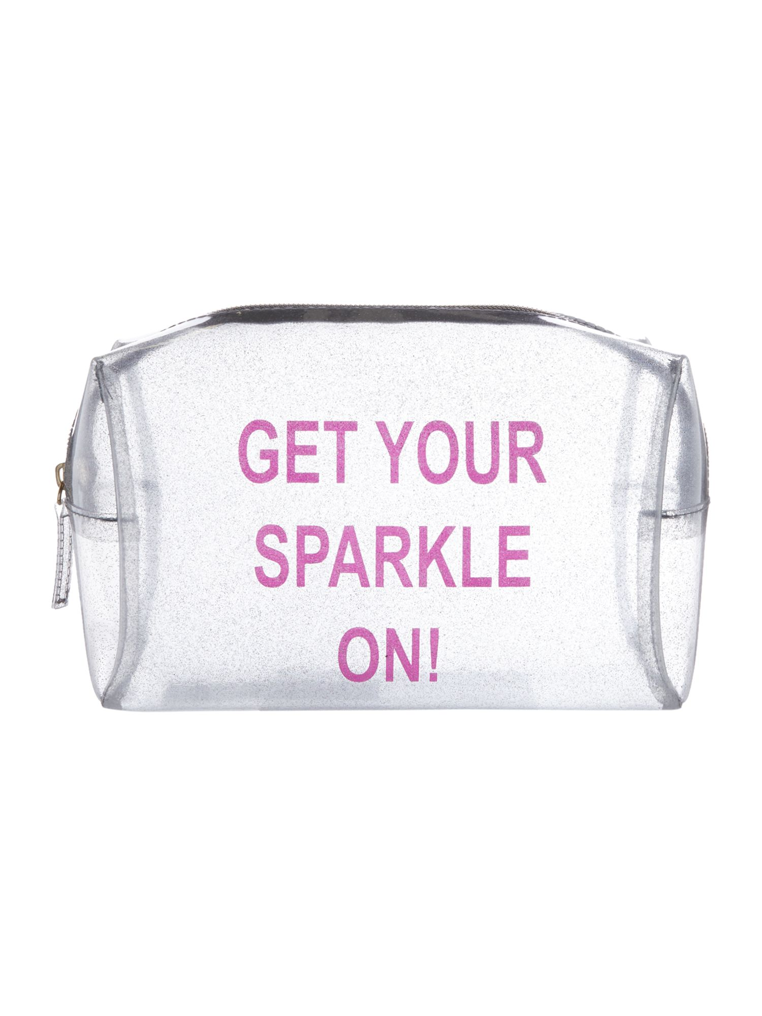 Therapy Get your sparkle on cos bag, Multi-Coloured