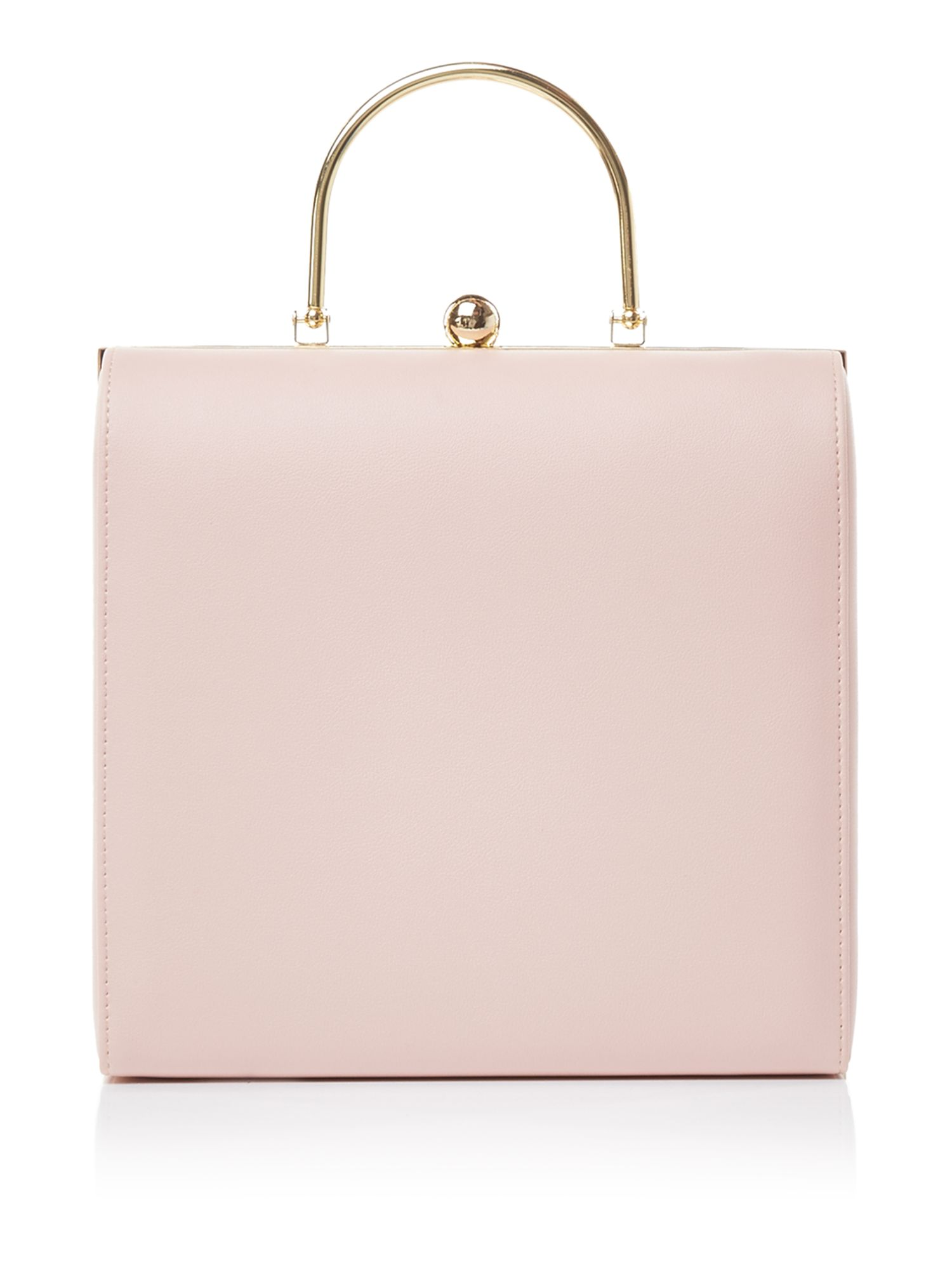 Therapy Fiona Frame Bag, Nude