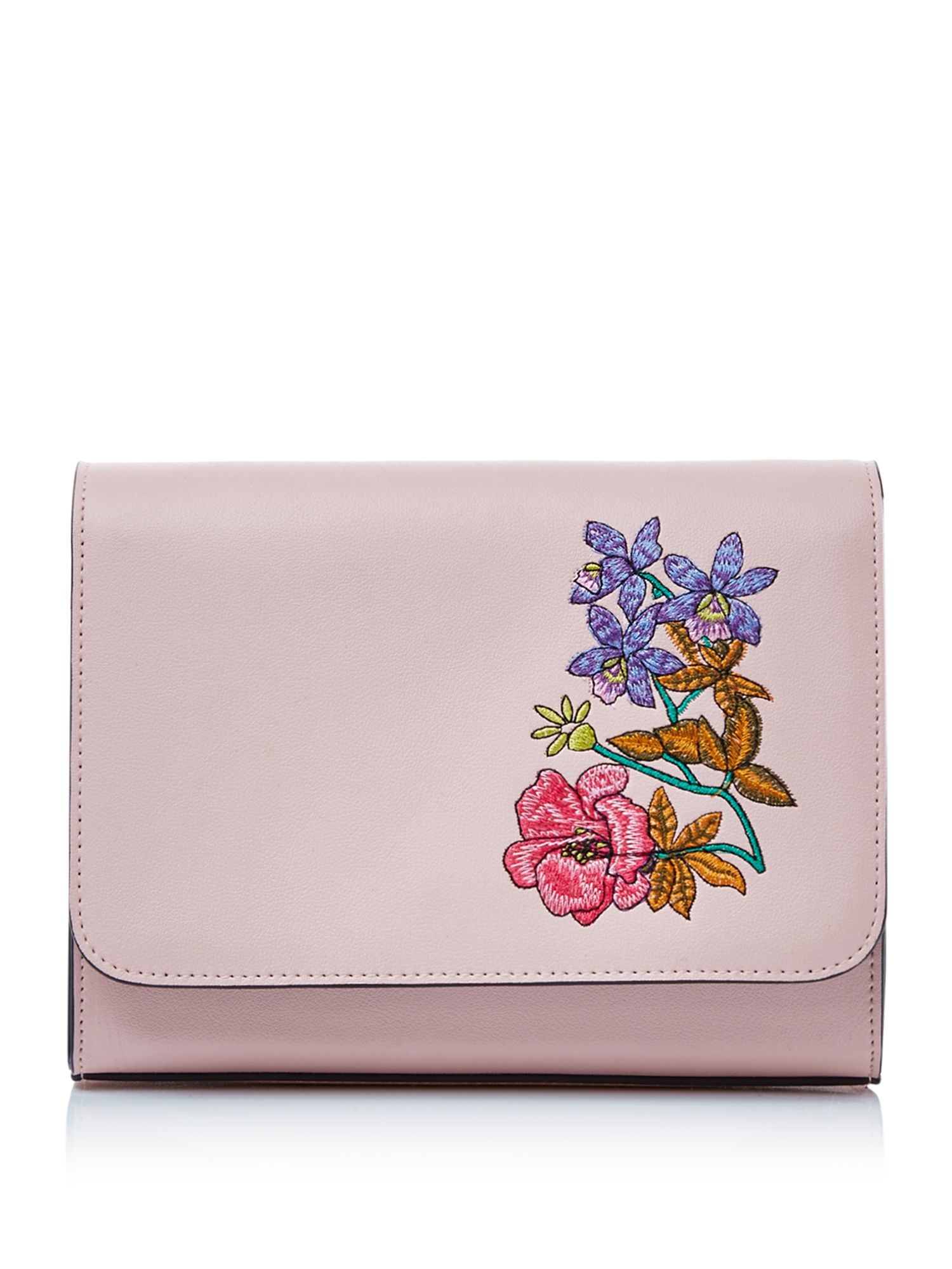 Therapy Floral Rushton Crossbody Bag, Nude