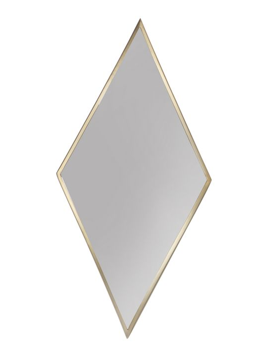 Biba Lexington Diamond Mirror
