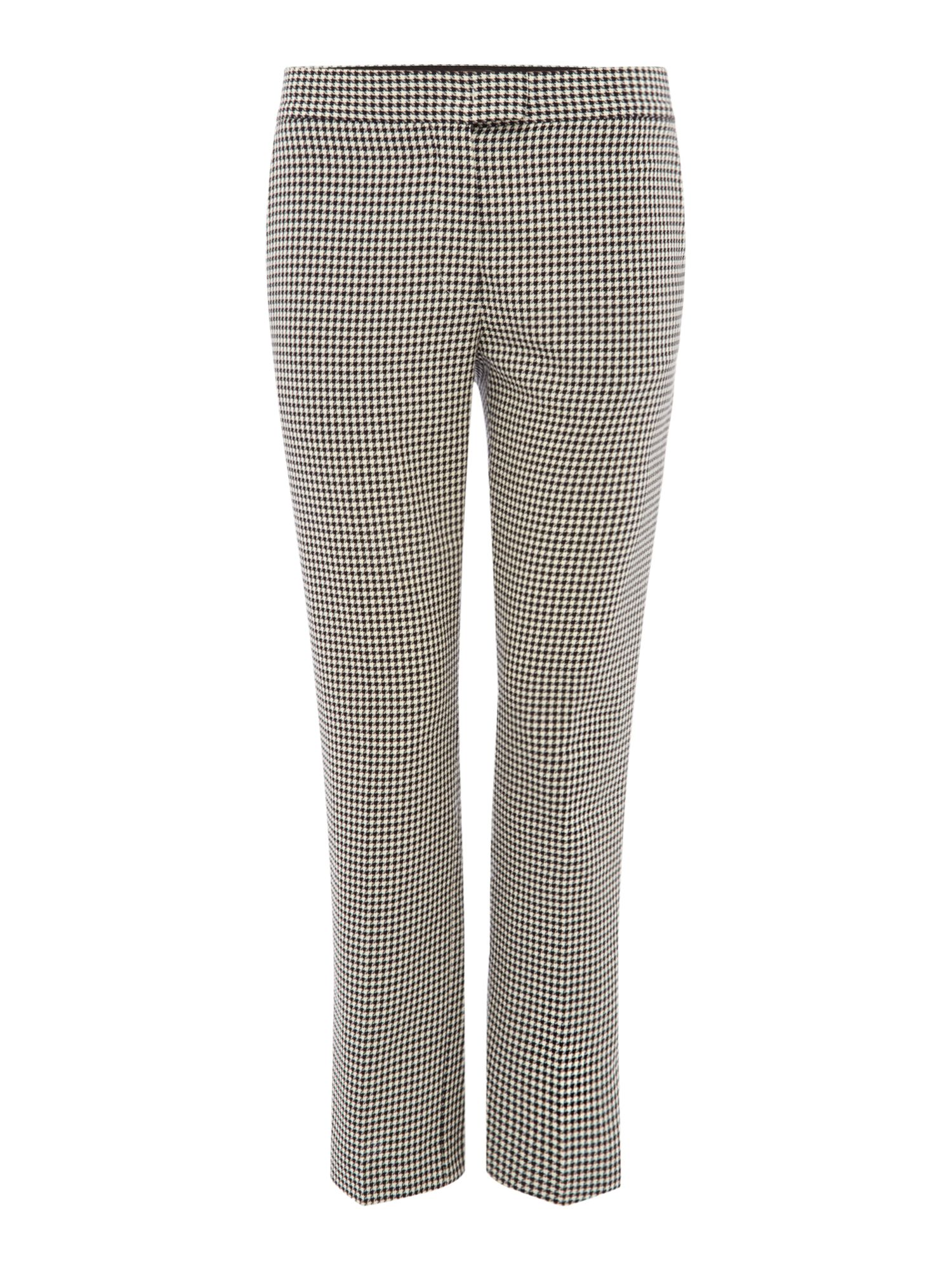 PS By Paul Smith Dogtooth trousers, Black
