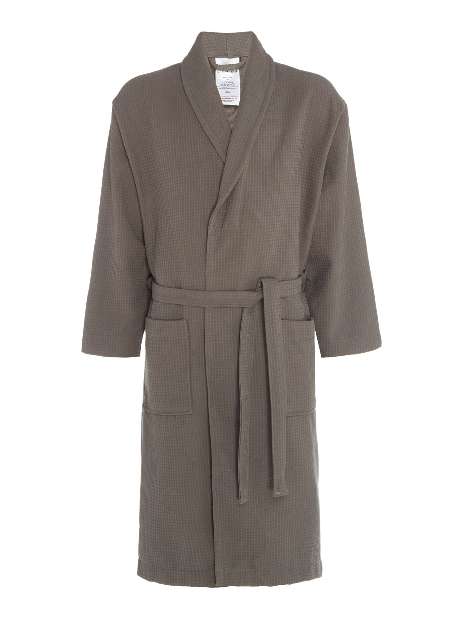 Luxury Hotel Collection Waffle Robe