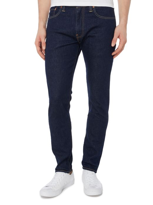 Levi's 512 Slim Tapered Chain Rinse Jeans