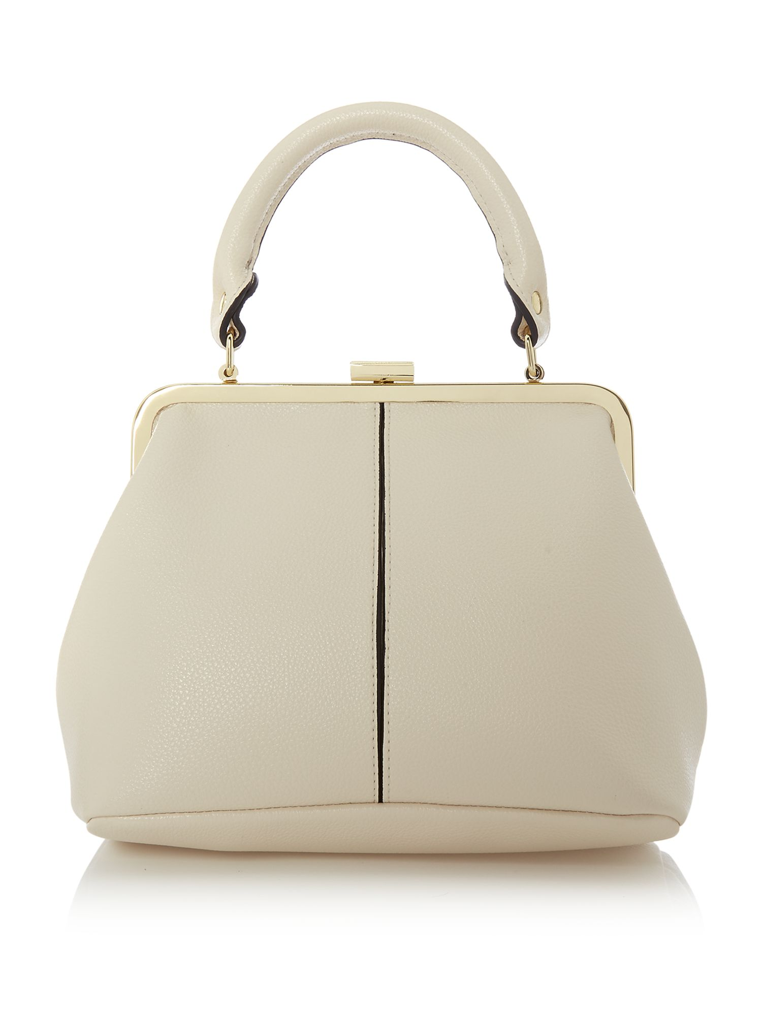 Therapy Daisy frame bag, White