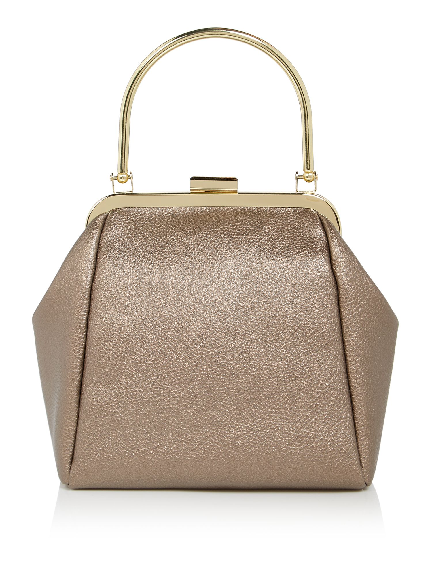 Therapy Ami occasion frame bag, Gold