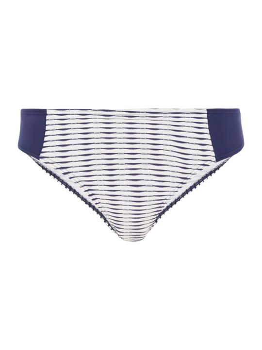 Maison de Nimes triangle nautical stripe bikini