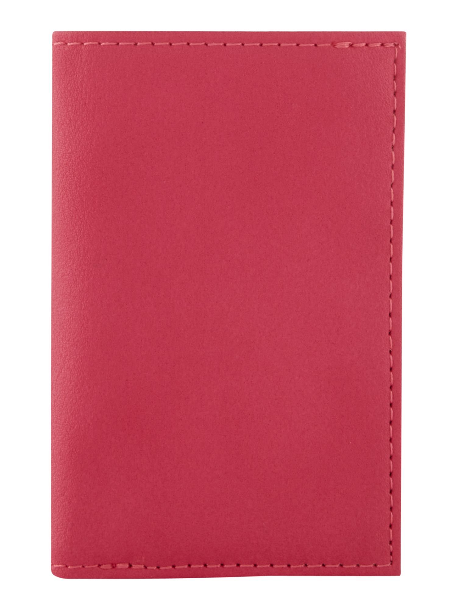 Therapy Colour block card holder, Pink