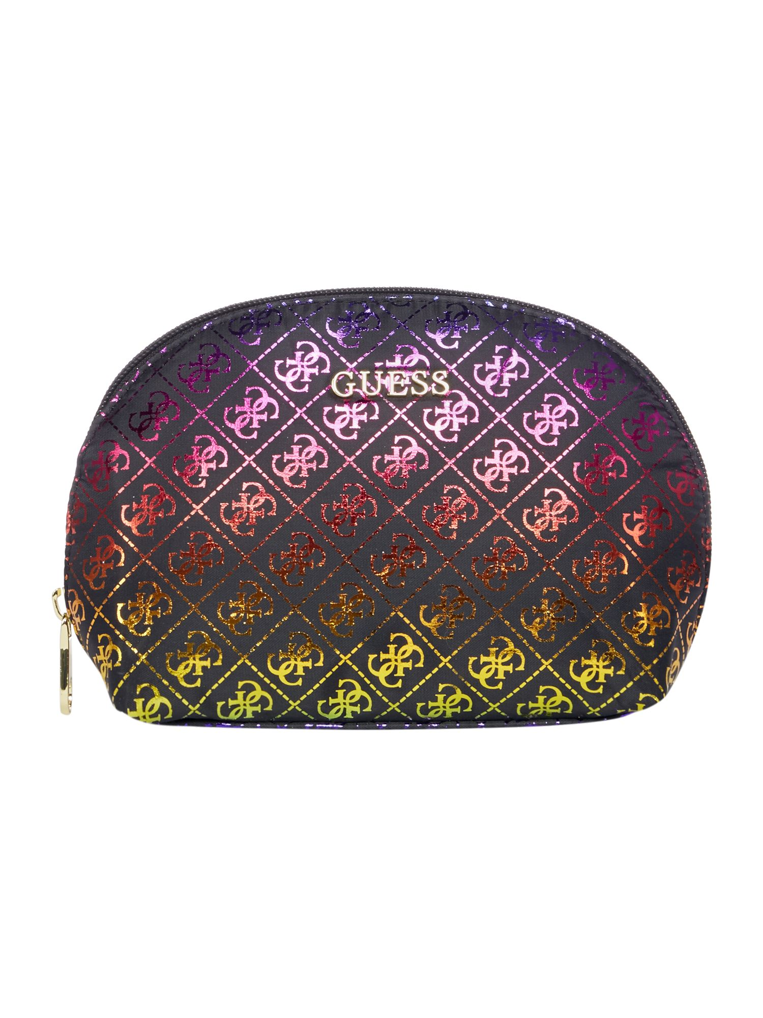 Guess 4g for fun new dome makeup bag, Black