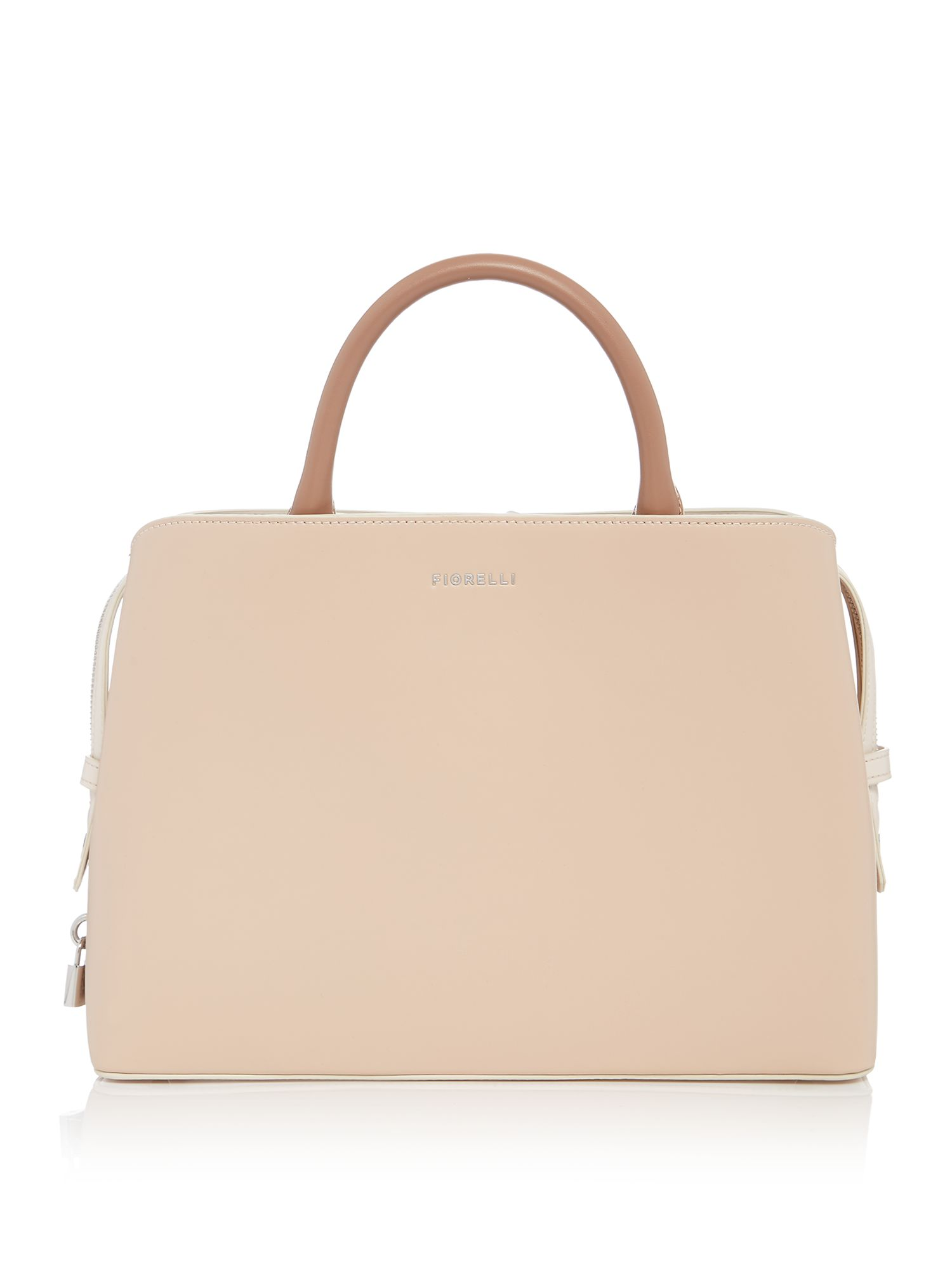 Fiorelli Bethnal triple compartment tote, Taupe