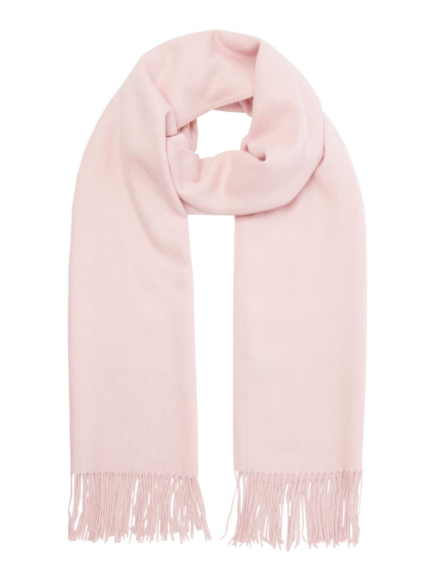 Suzanne Bettley Soft large shawl, Pink