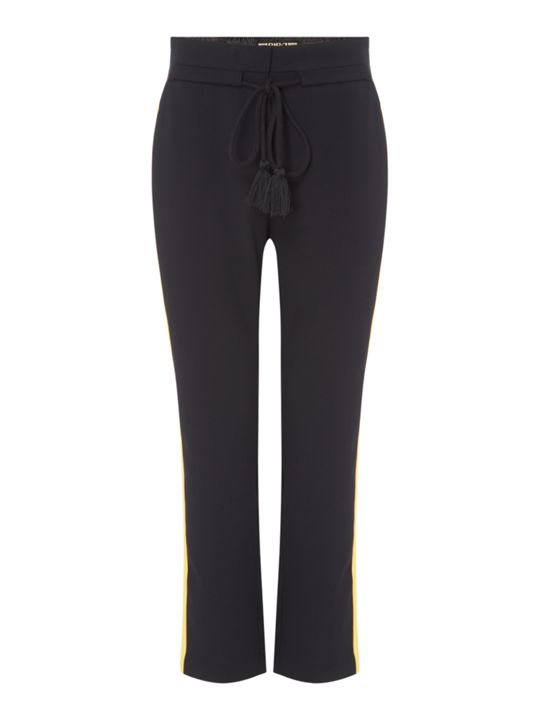 Biba Side Stripe Tassle Detail Trouser