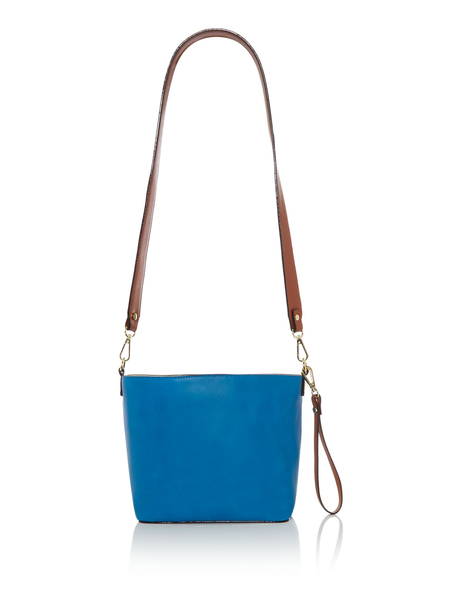 Therapy Campbell bucket bag, Blue