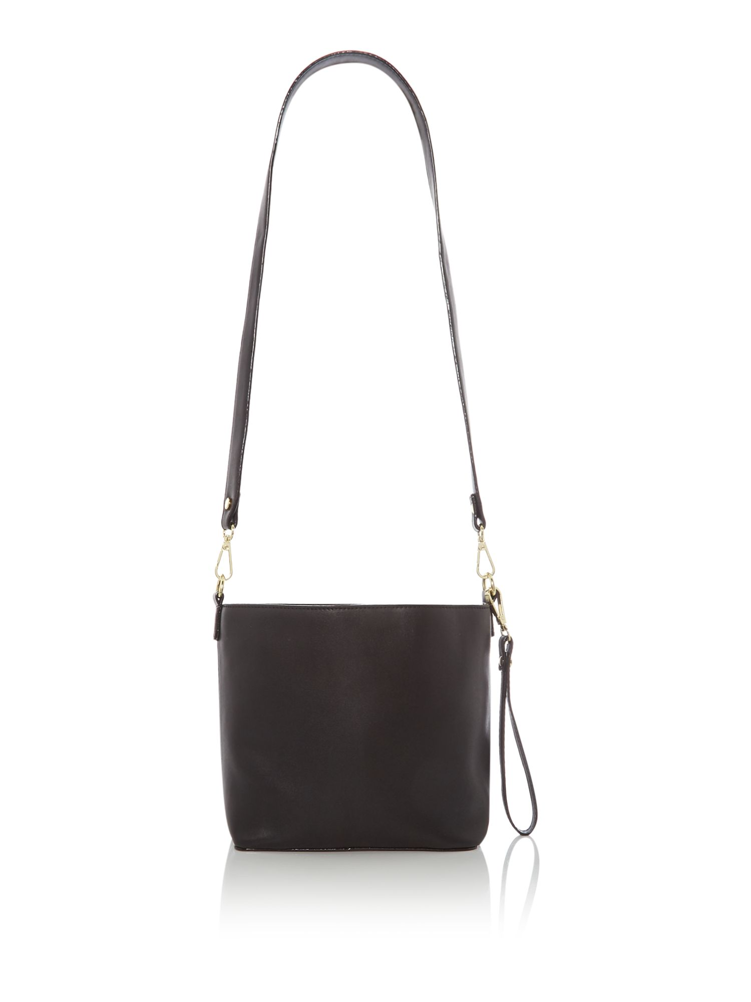 Therapy Campbell bucket bag, Black