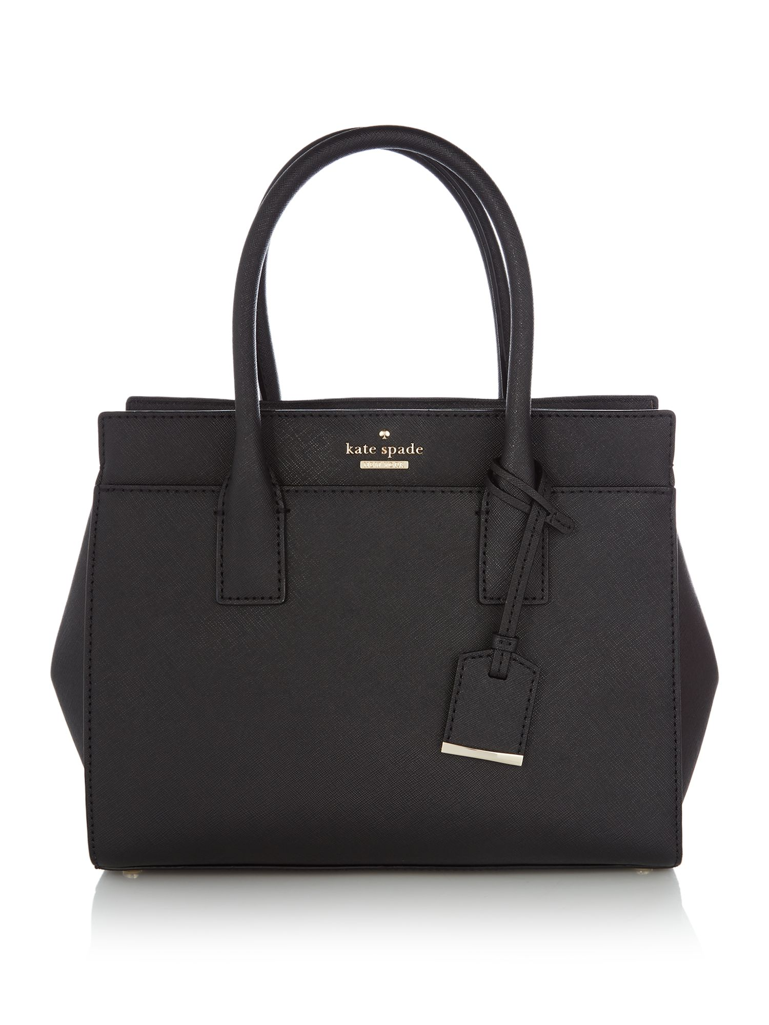 Kate Spade New York Cameron street small candace satchel, Black