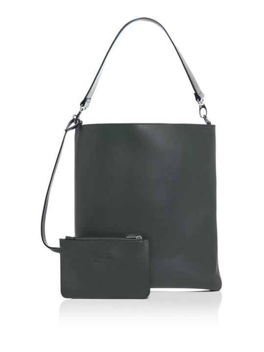 Linea flat shopper