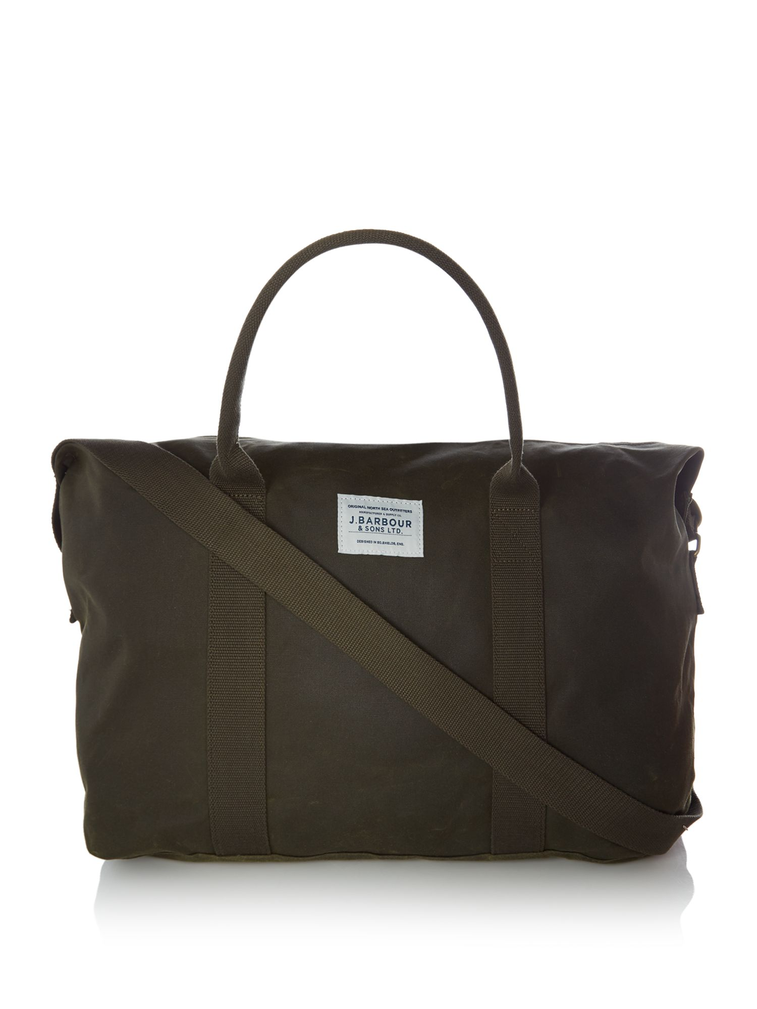 Barbour Archive Holdall, Olive