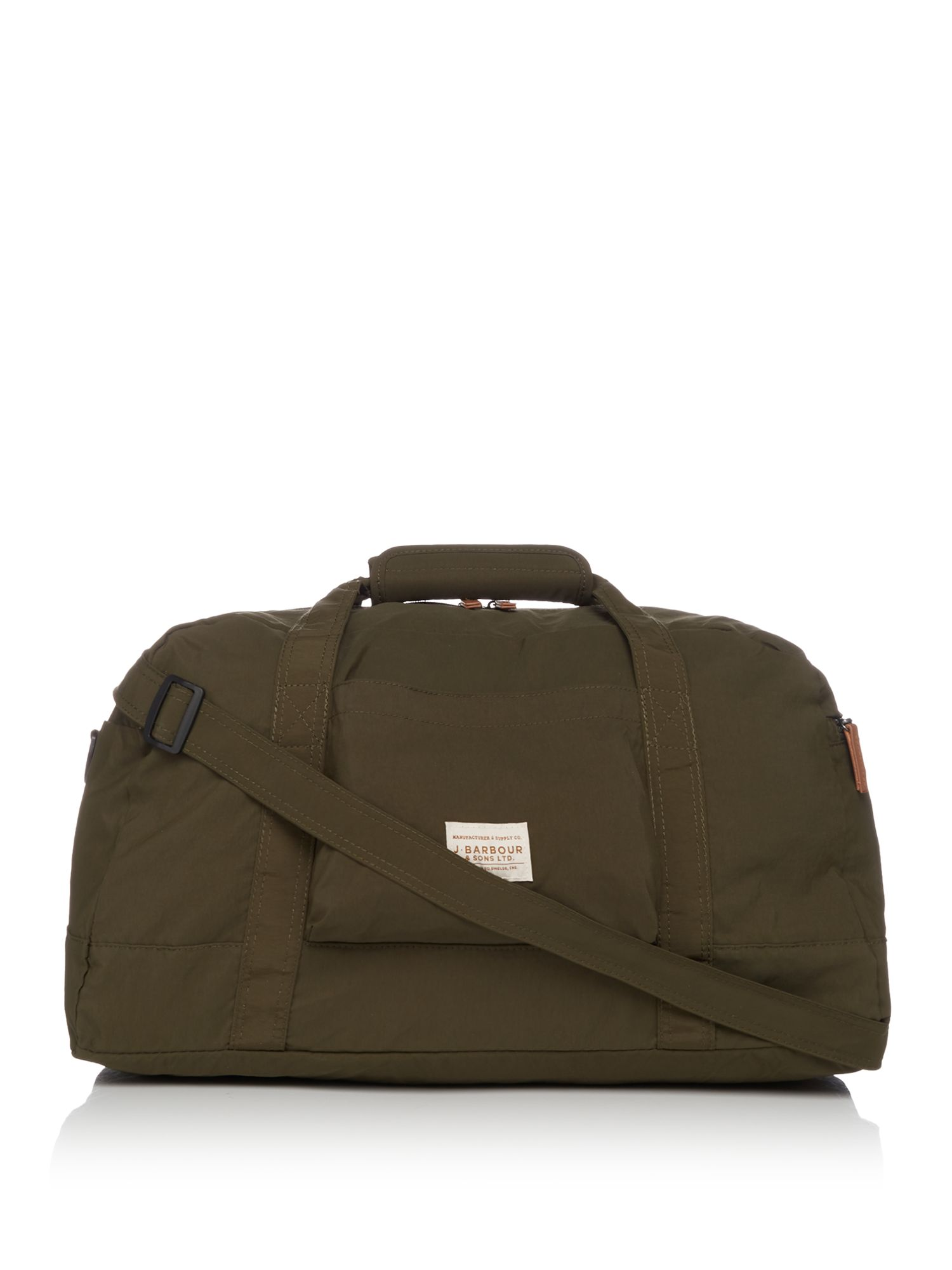 Barbour Barbour Banchory Holdall, Dark Green