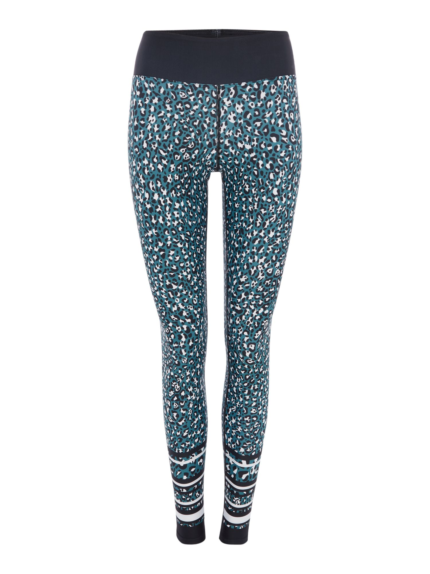 Dharma Bums Carazamba leggings, Green