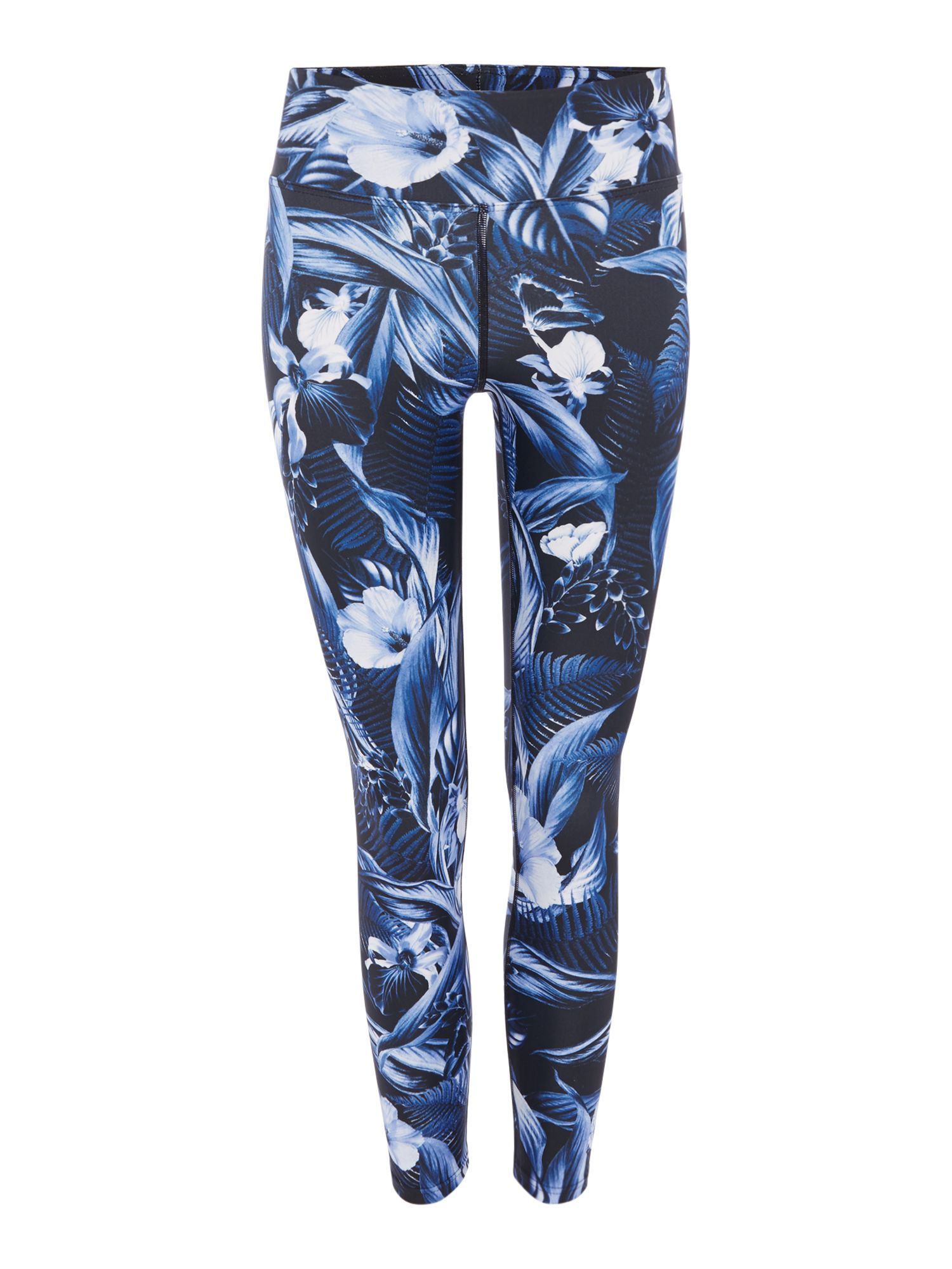 Dharma Bums Misty forest 78 legging, Blue