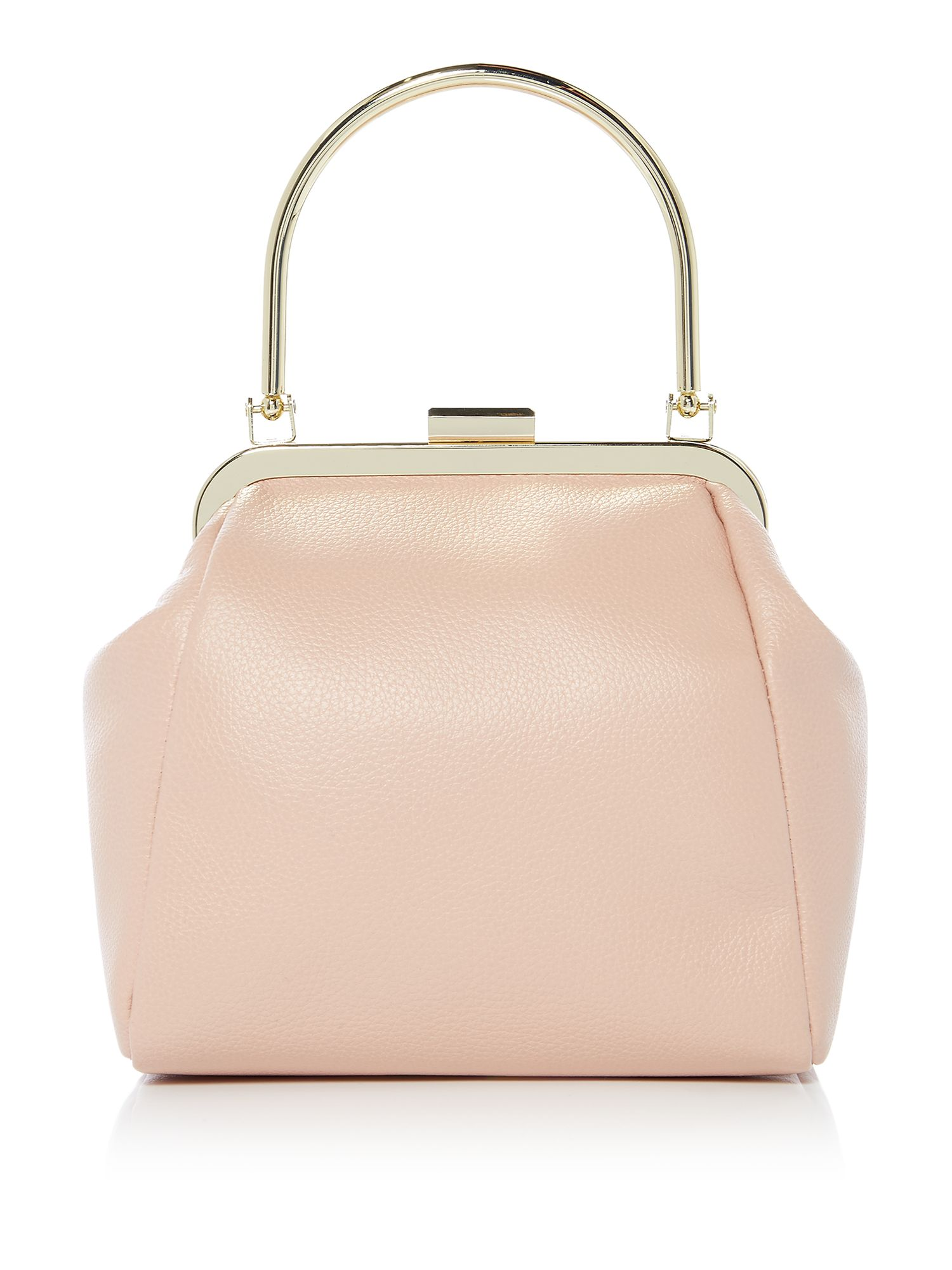 Therapy Ami occasion frame bag, Nude