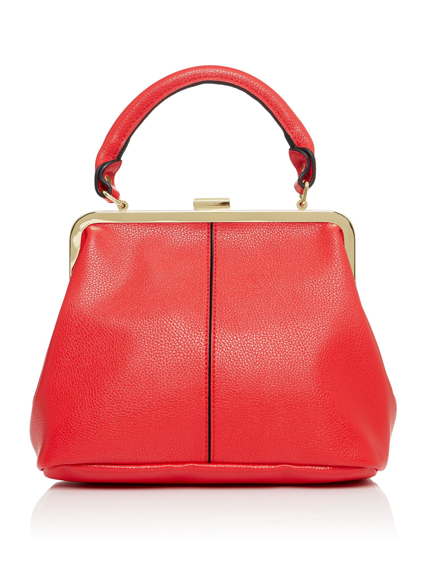 Therapy Daisy frame bag, Red