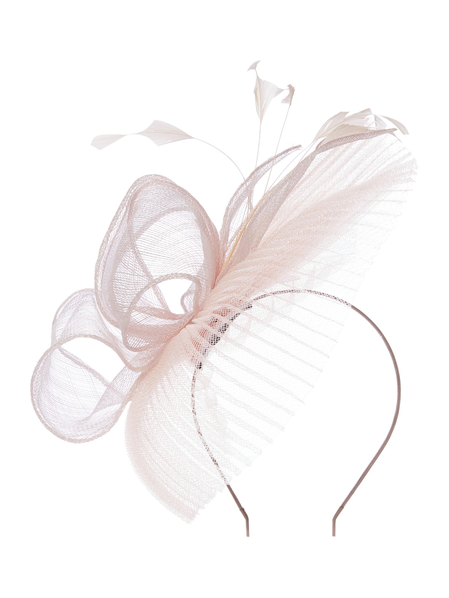 ISSA Diana pleat band, Pink