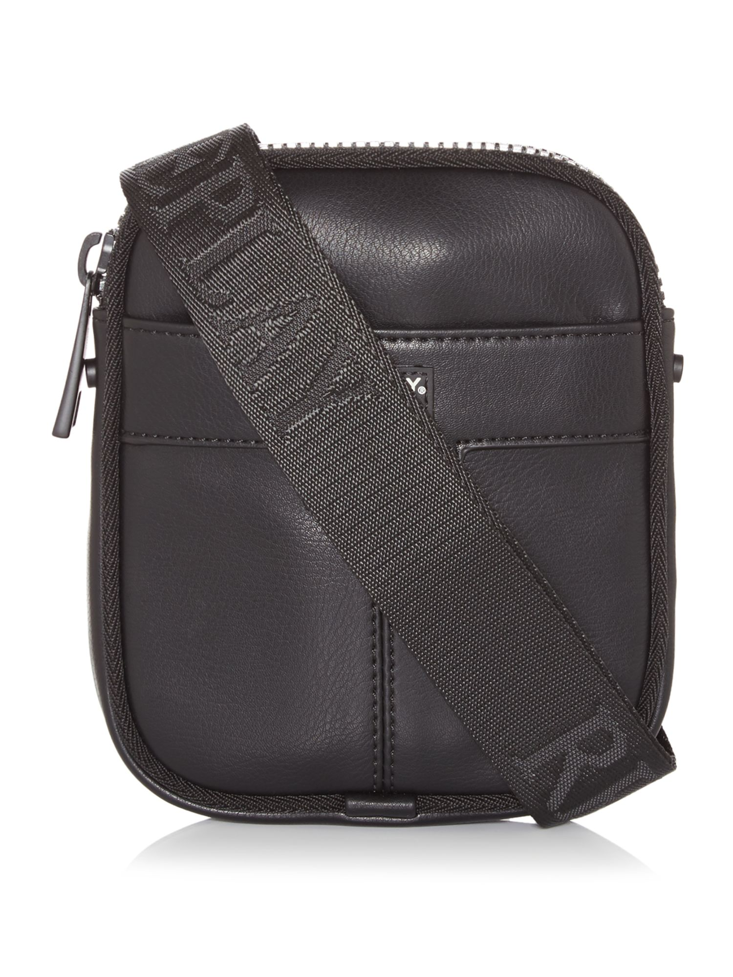 Replay Messenger Bag, Black