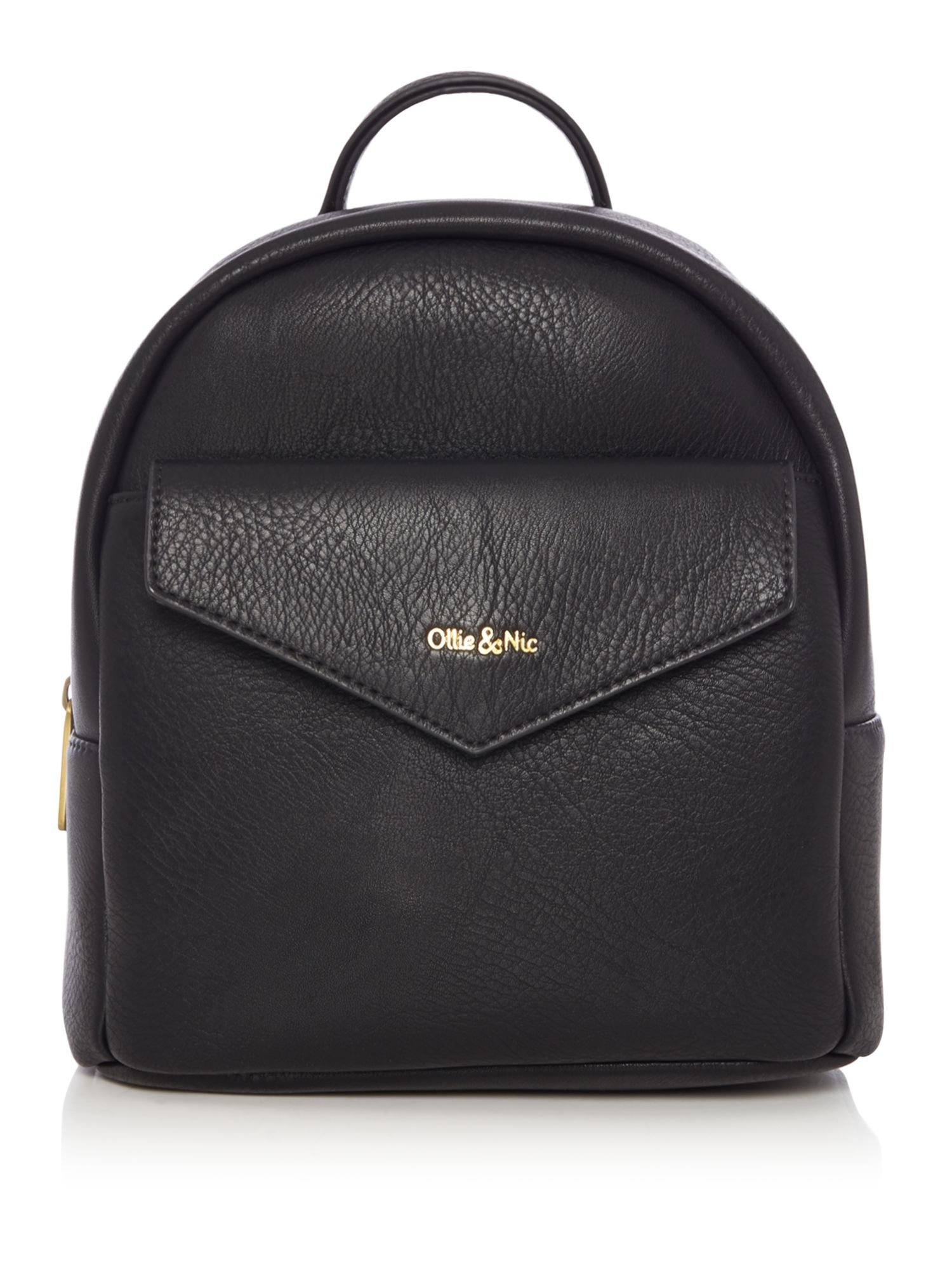 Ollie & Nic Eddy mini backpack, Black