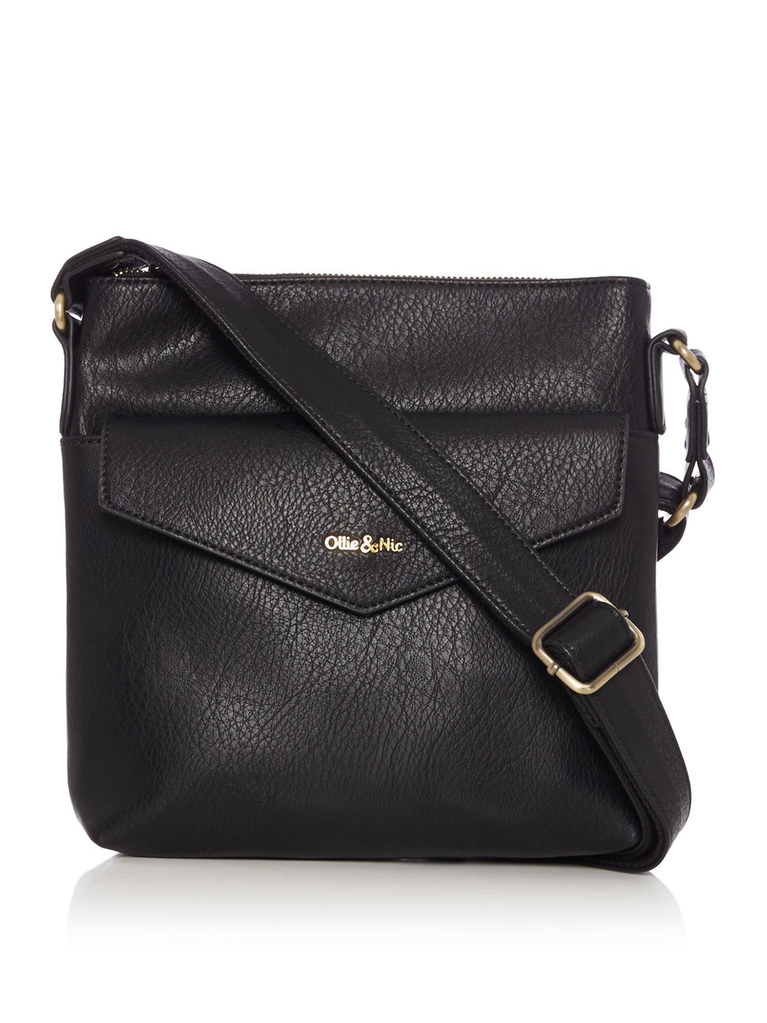 Ollie & Nic Eddy crossbody, Black
