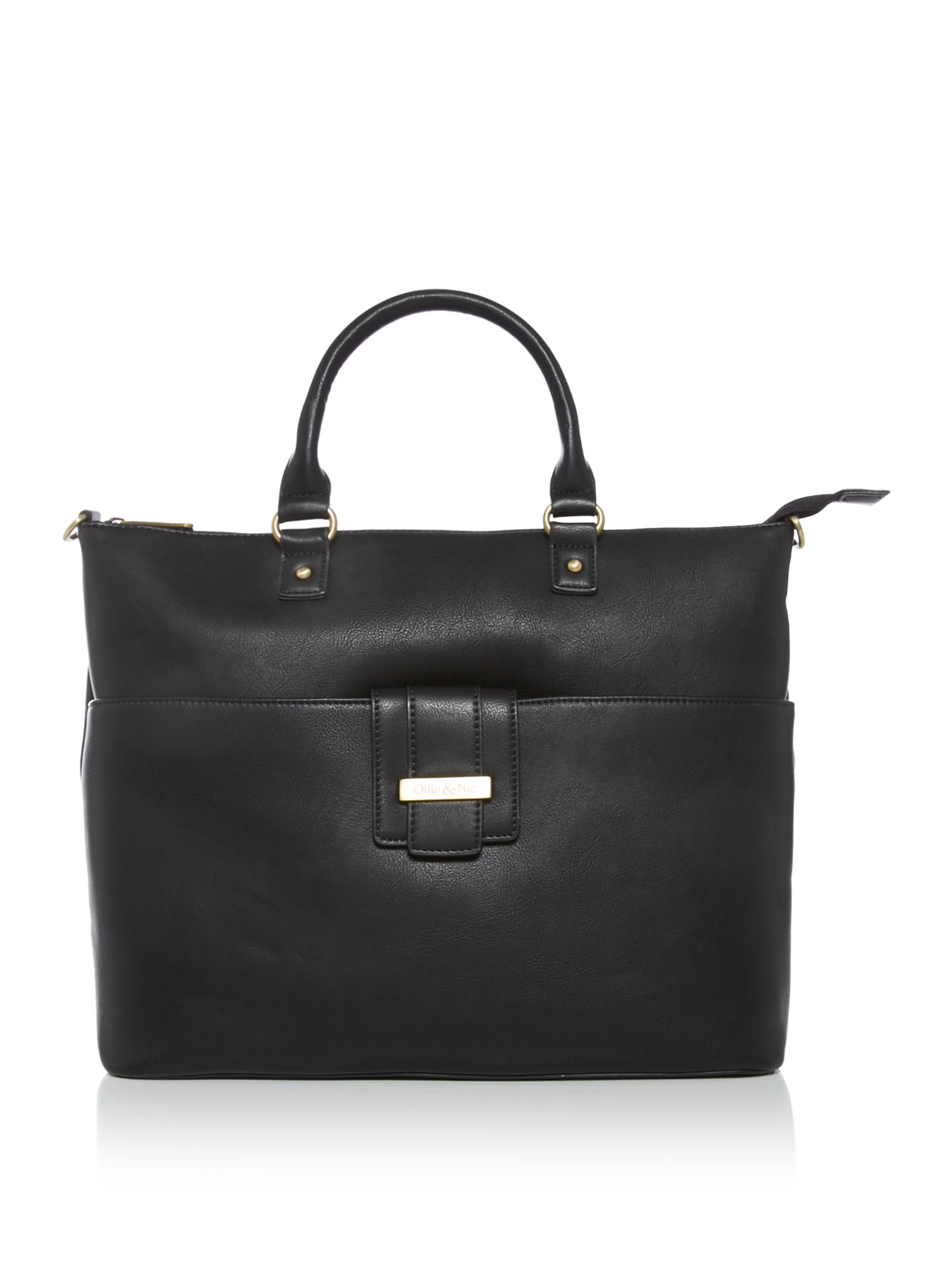Ollie & Nic Evie tote bag, Black