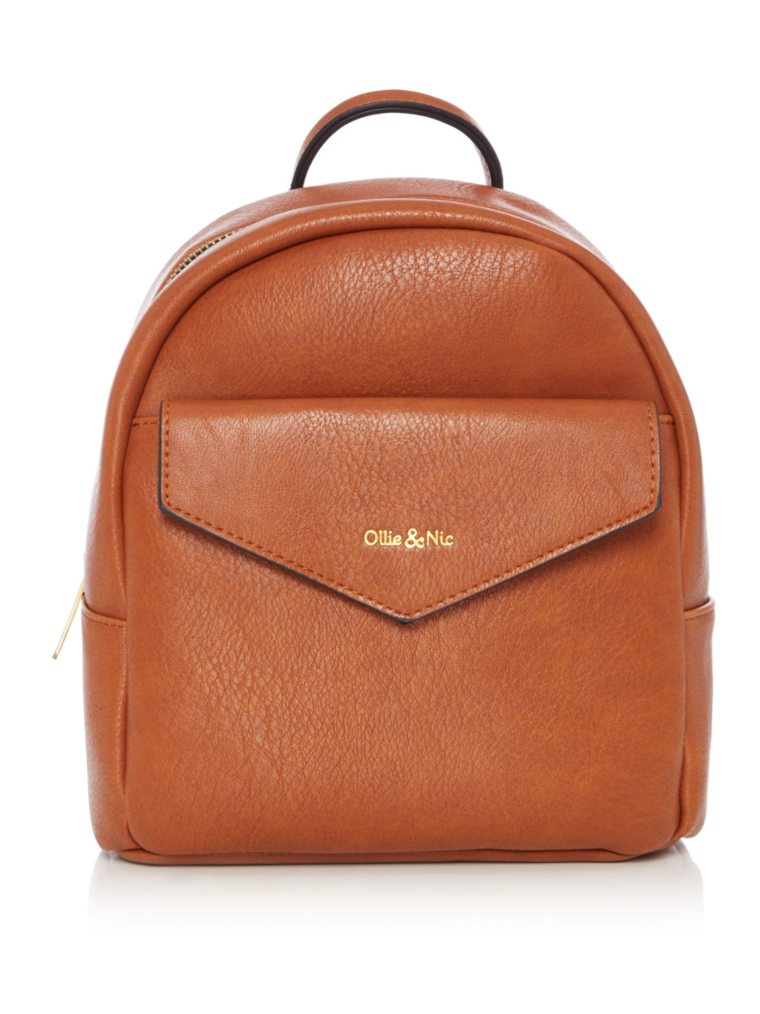 Ollie & Nic Eddy mini backpack, Tan
