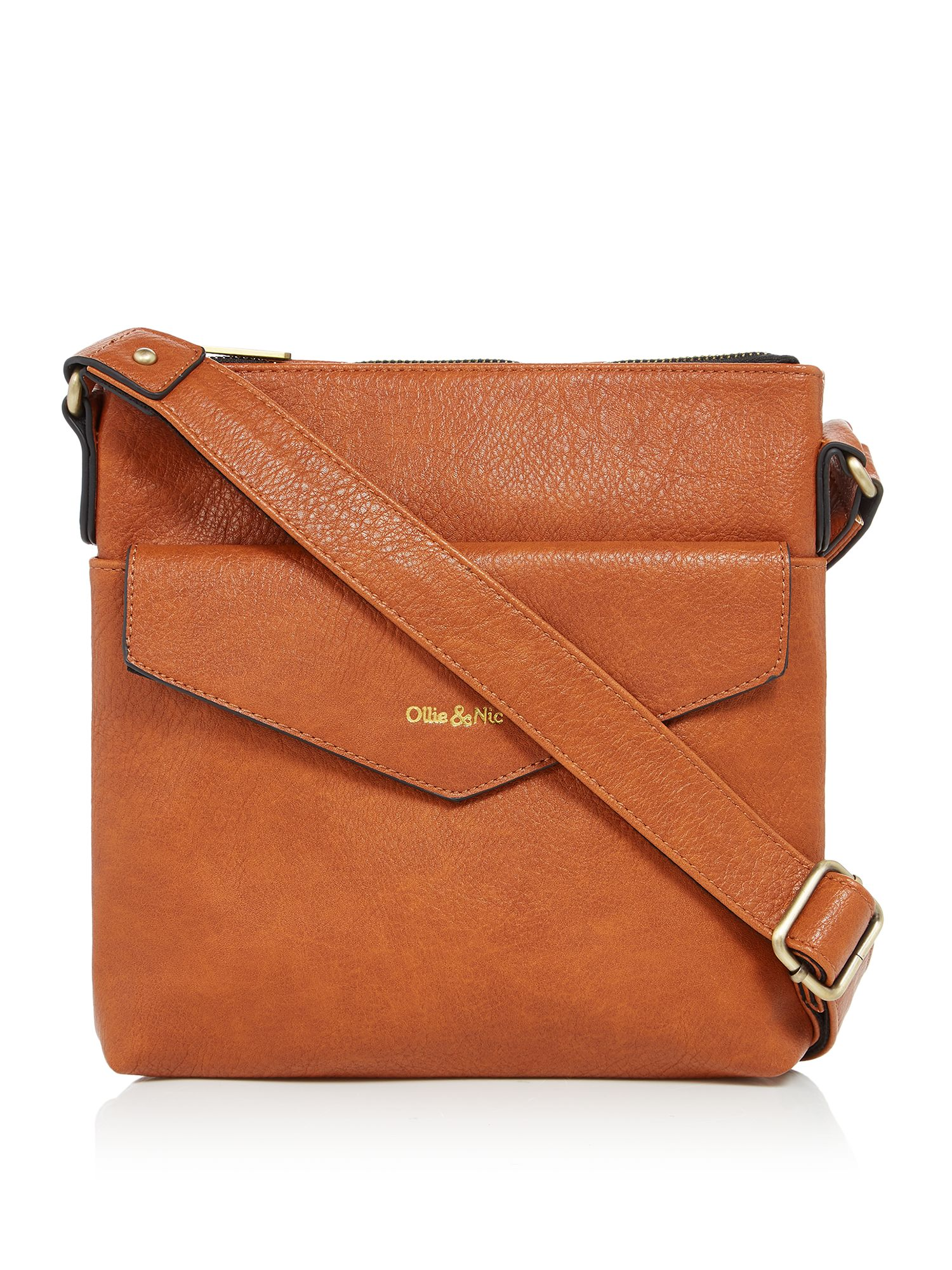 Ollie & Nic Eddy crossbody, Tan