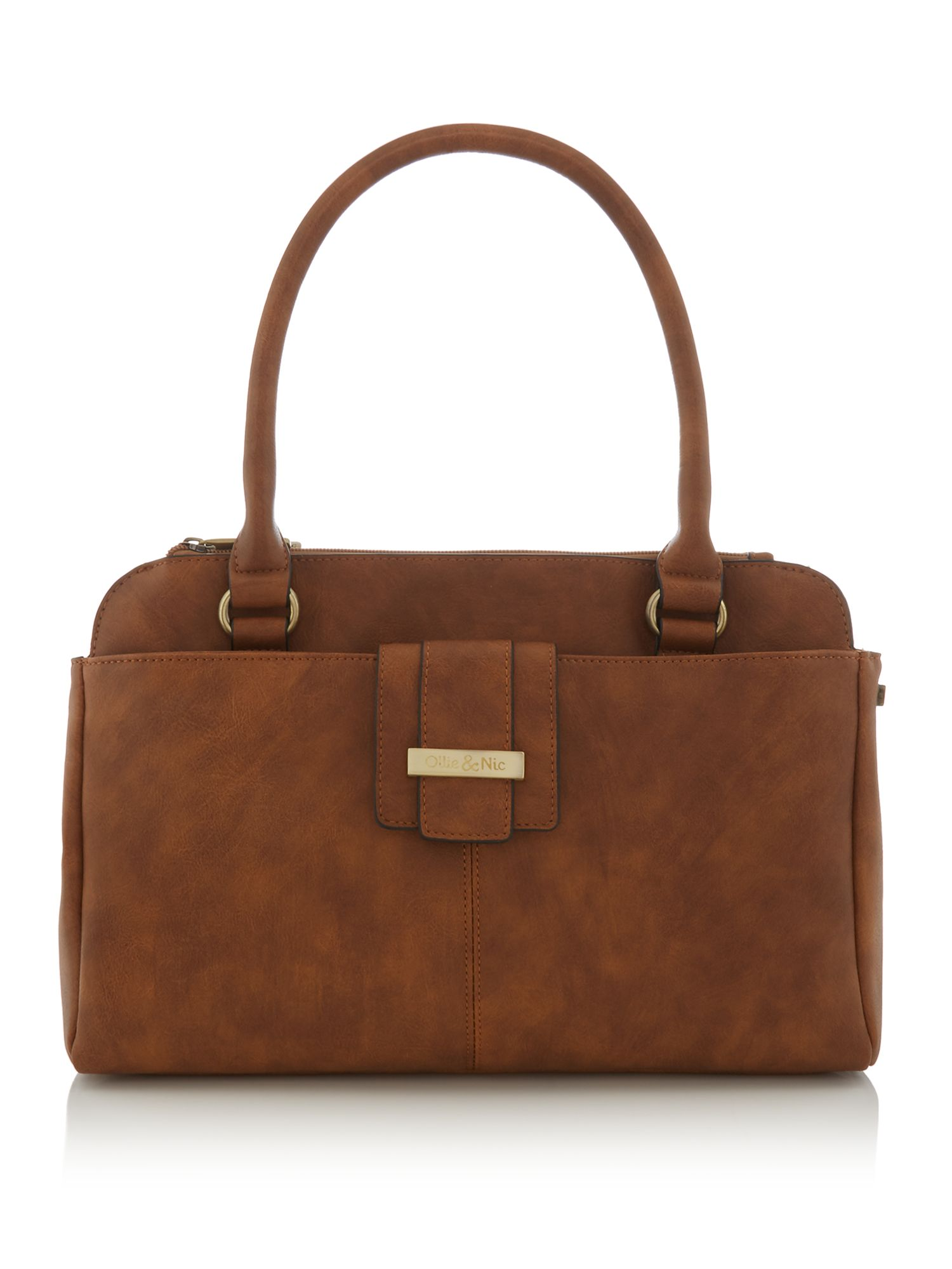 Ollie & Nic Evie shoulder bag, Tan