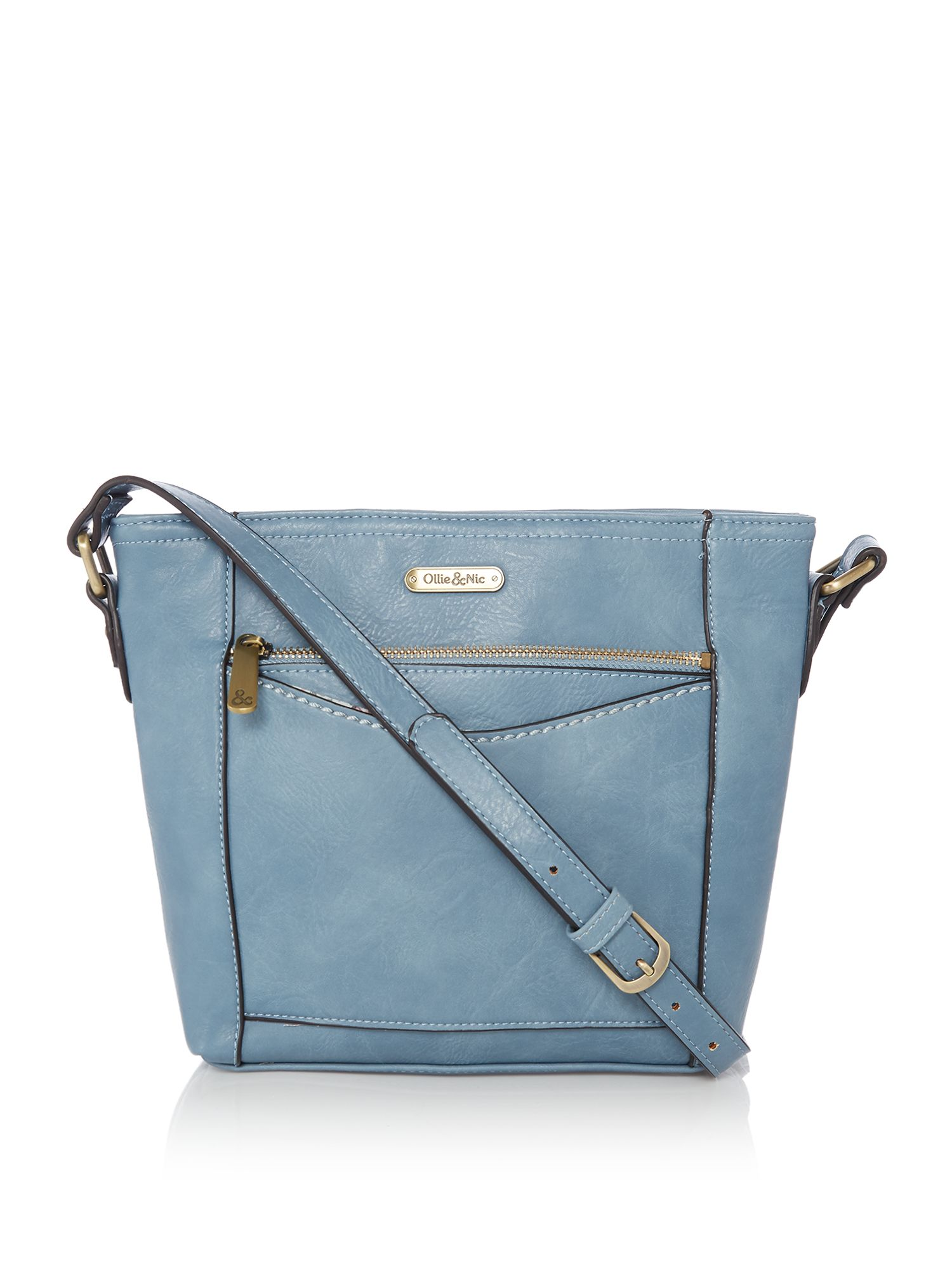 Ollie & Nic Margo crossbody, Blue