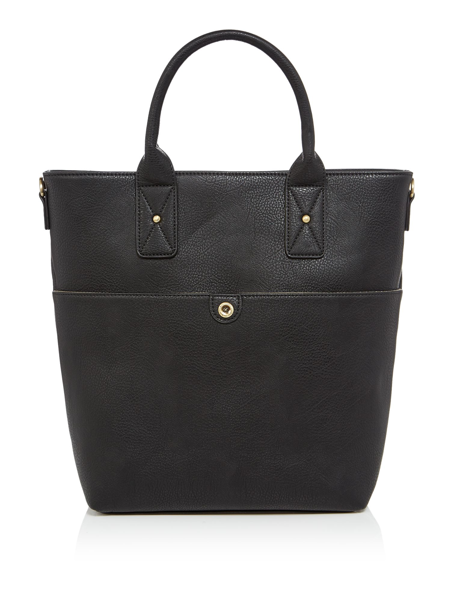 Ollie & Nic Nora Tote Bag, Black