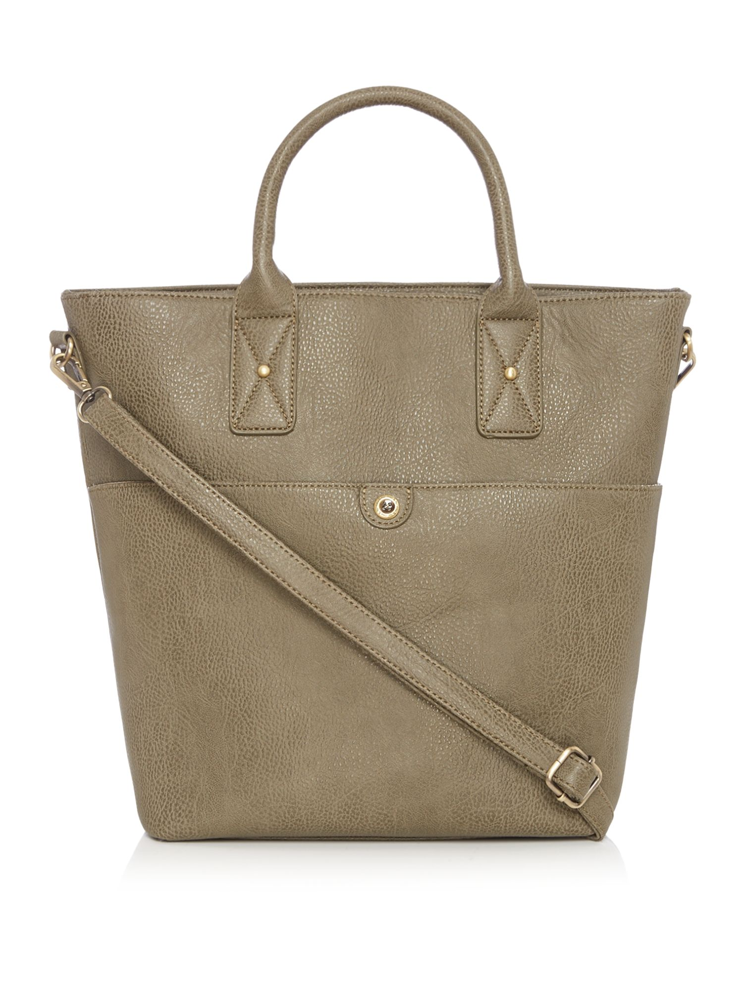 Ollie & Nic Nora Tote Bag, Olive