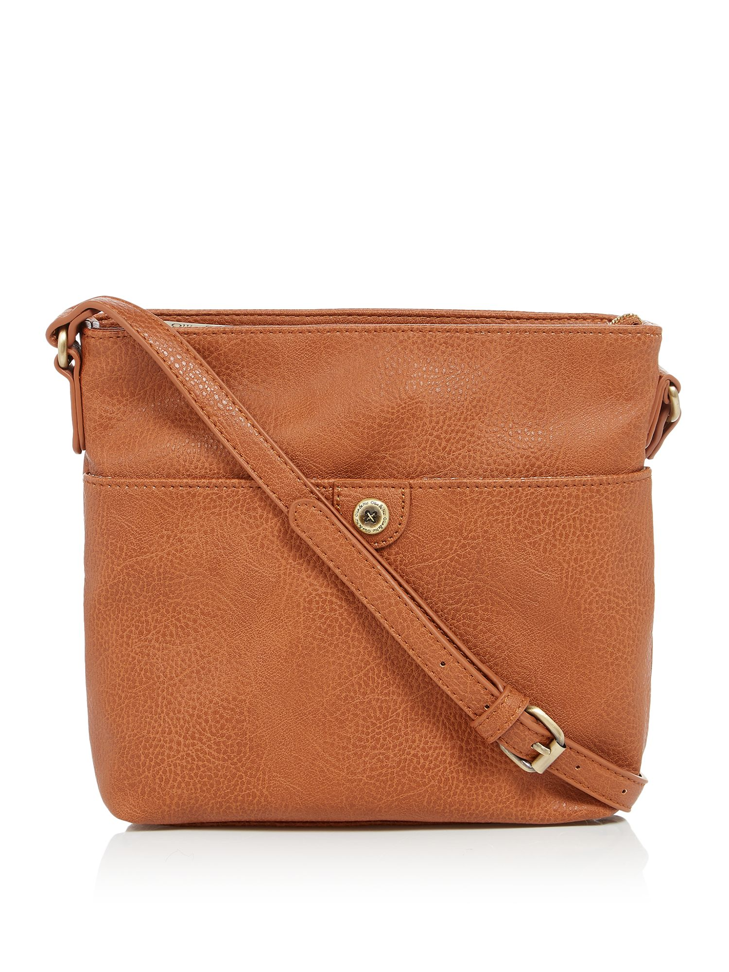 Ollie & Nic Nora Crossbody, Tan