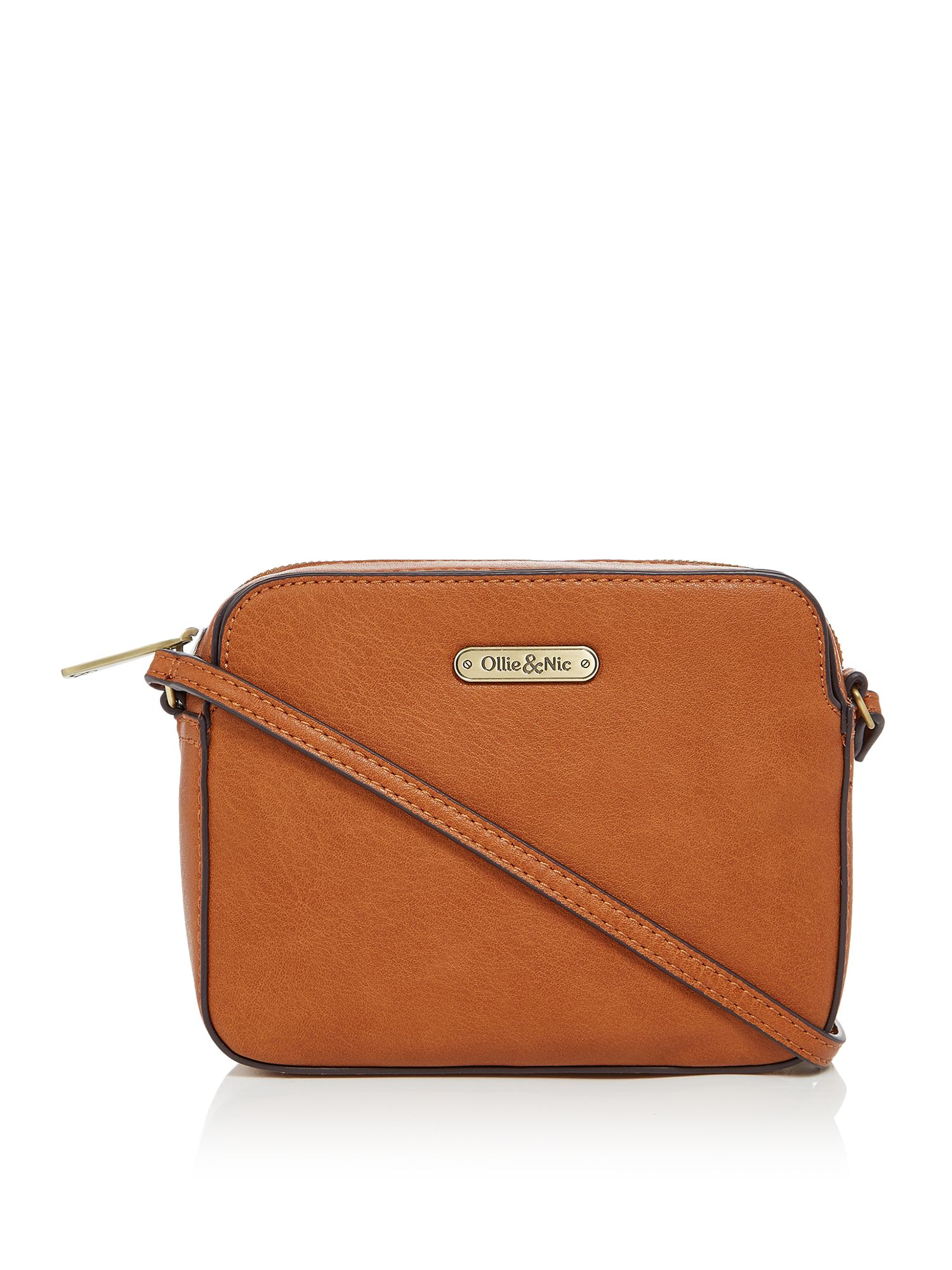 Ollie & Nic Patsy Crossbody, Tan