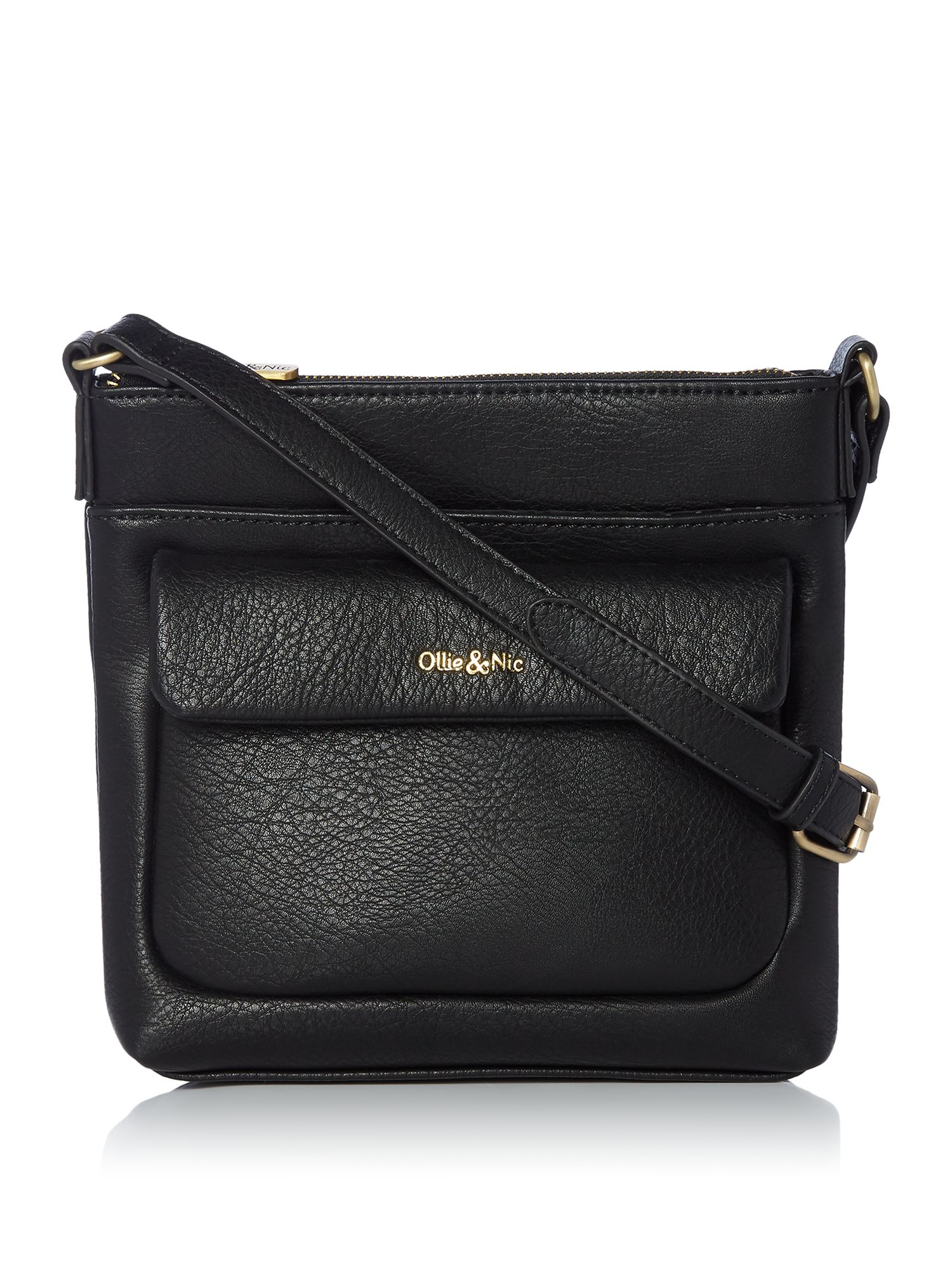 Ollie & Nic Rosa crossbody, Black