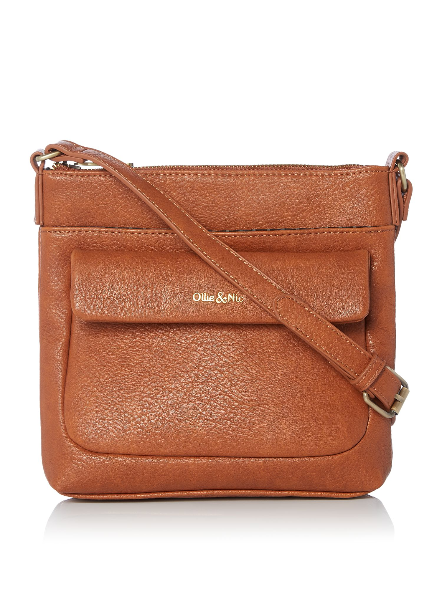 Ollie & Nic Rosa crossbody, Tan