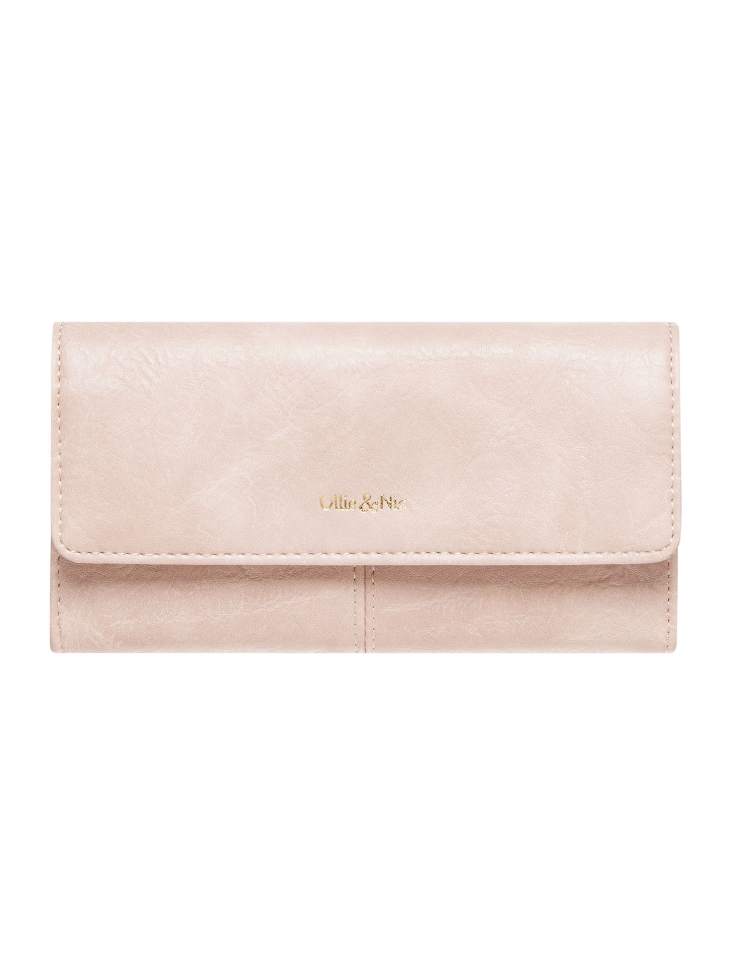 Ollie & Nic Margo flapover purse, Pink